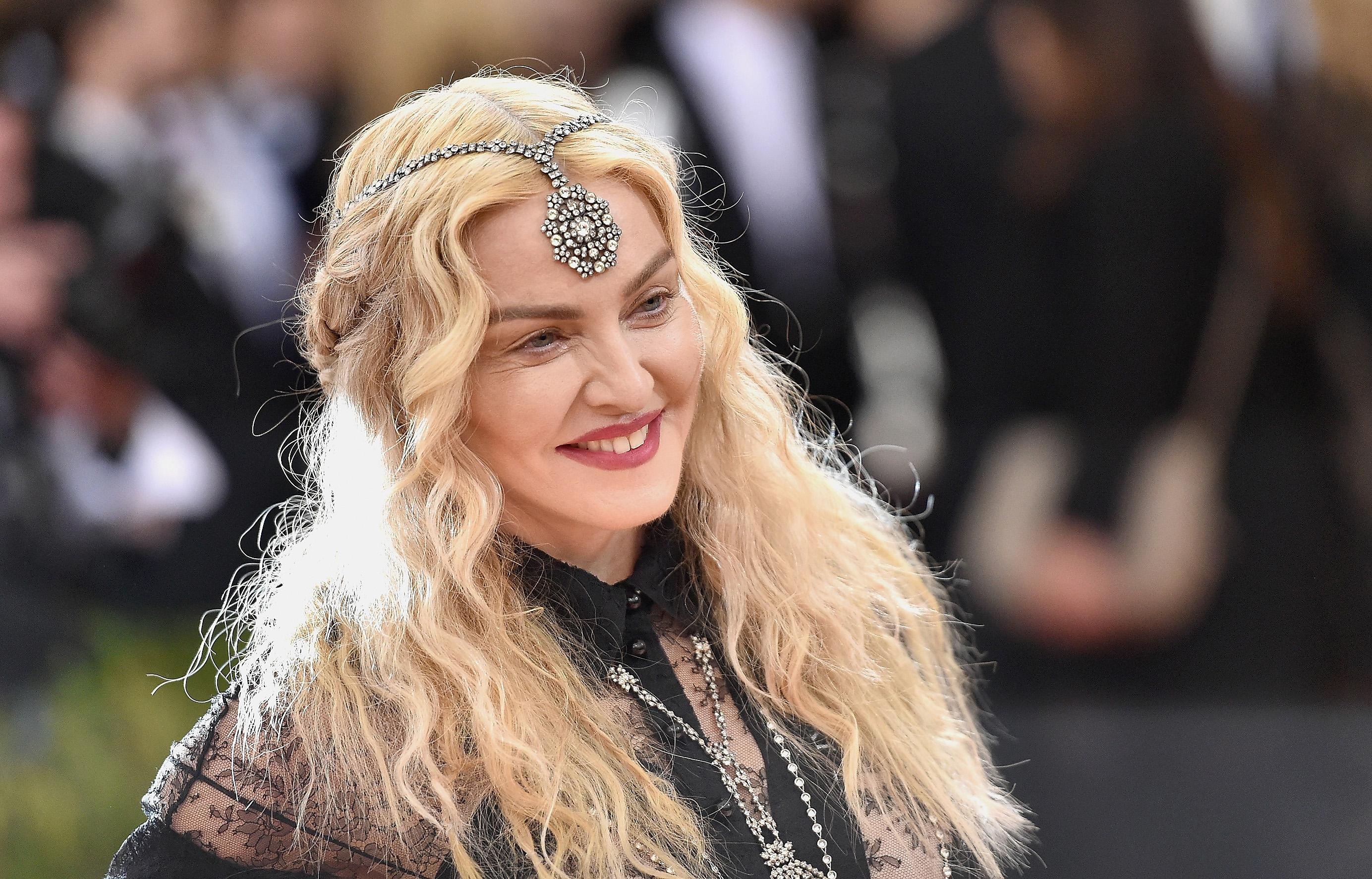 Madonna Celebrates 58th Birthday In Cuba Cbs News