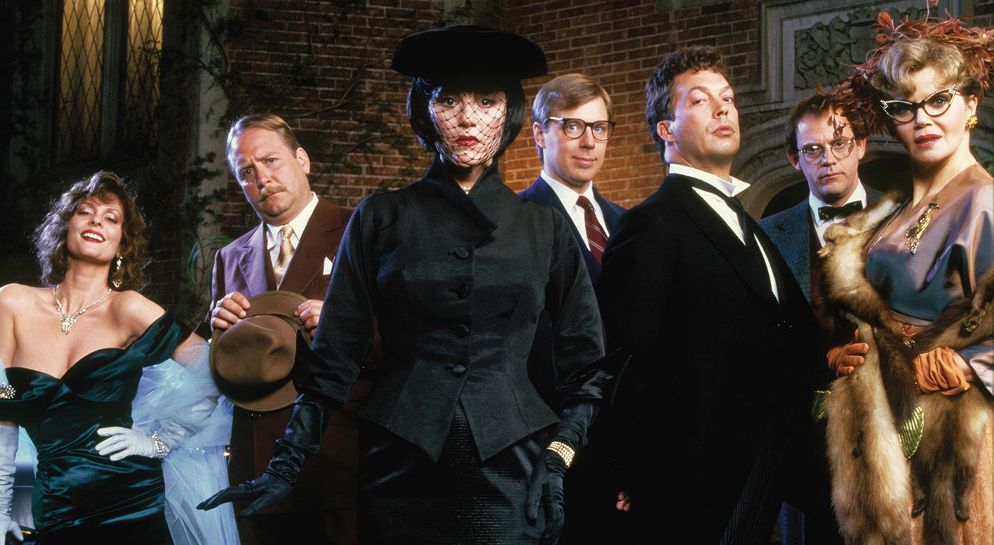Image result for clue movie