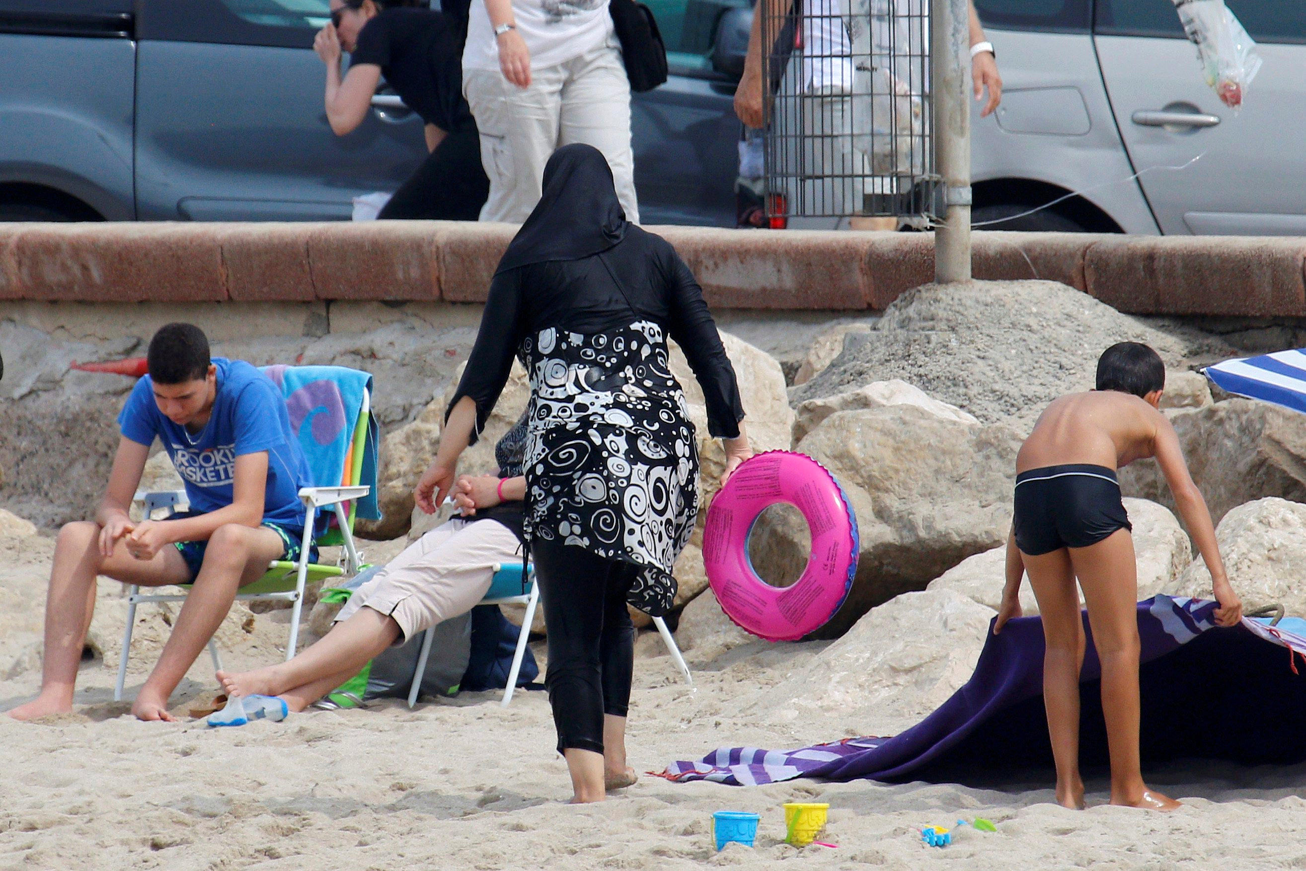 4e1d446050d France burkini bans in Nice, Marseille, justifiable security against ...