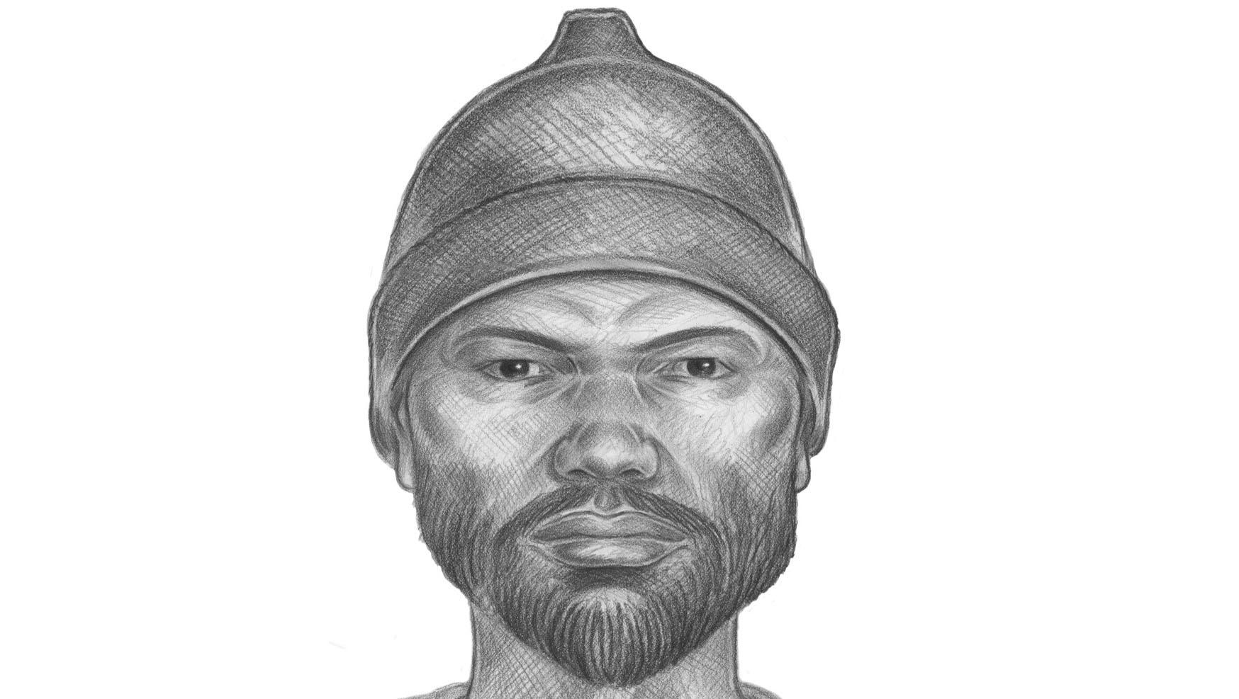 Sketch released of man who may have info in slain nyc jogger case