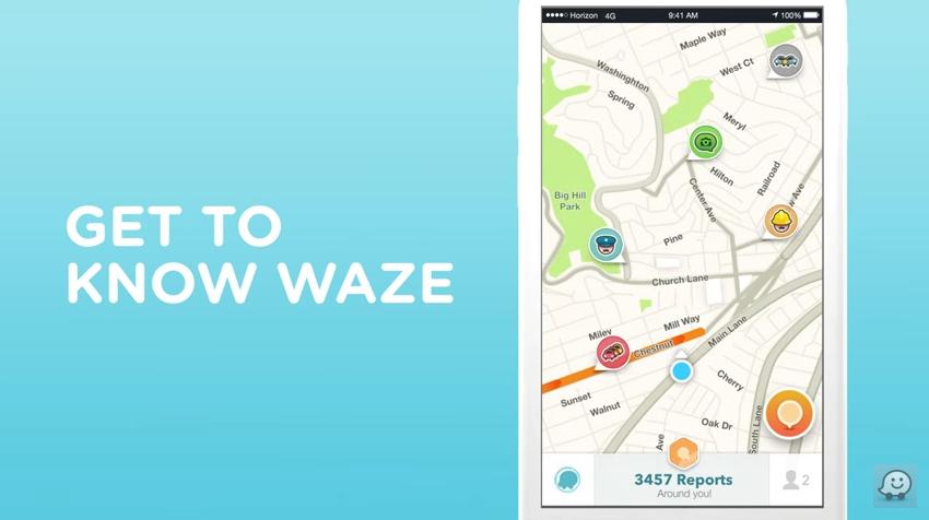Google to expand Waze app ride-sharing program - CBS News