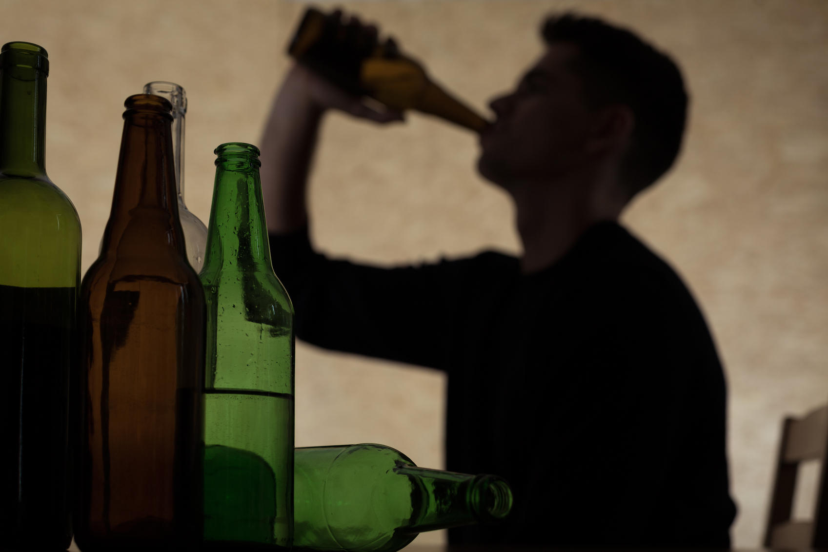 an analysis of the underage drinking of alcoholic beverages in the nineties Four question set question 1 - (asks about frequency of past 12 month drinking) during the last 12 months, how often did you usually have any kind of drink containing alcohol.