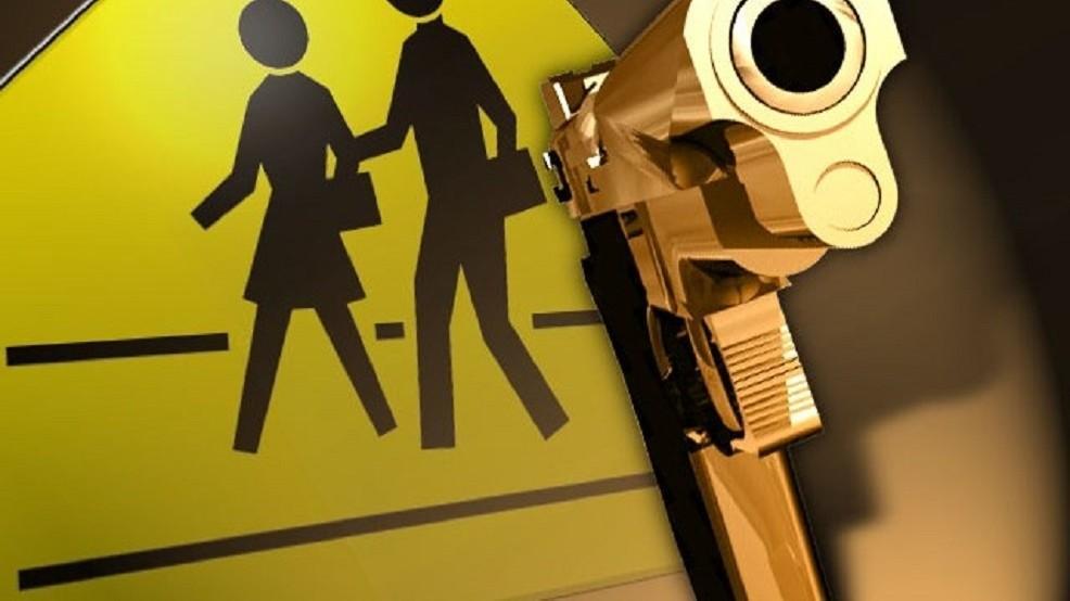 Cops  Elementary kids find loaded gun teacher left in Pa. school bathroom b2288e4cb
