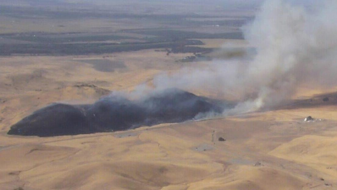 U-2 spy plane crash in California kills 1 American, injures
