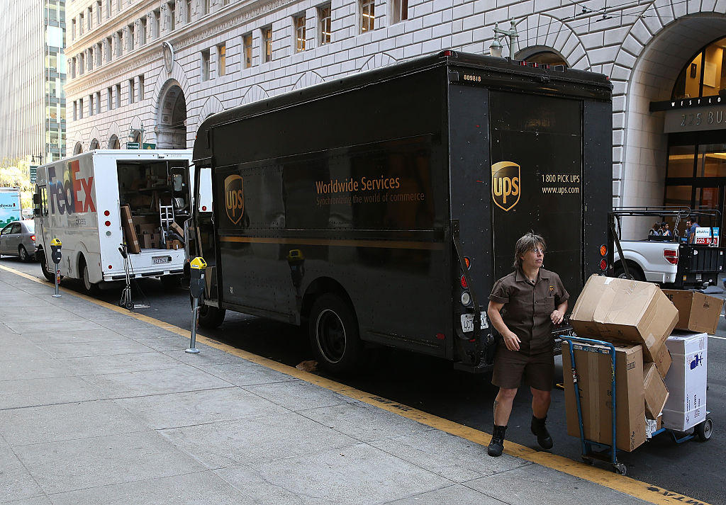 Teamsters 260 000 Ups Workers Ready To Strike For Better Contract