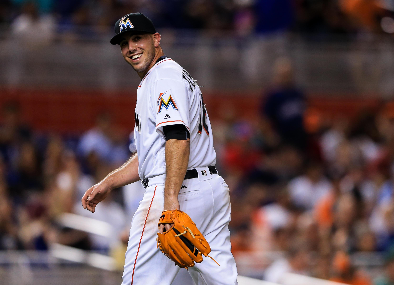 3c07c1f6 Baseball mourns death of Marlins ace Jose Fernandez - CBS News