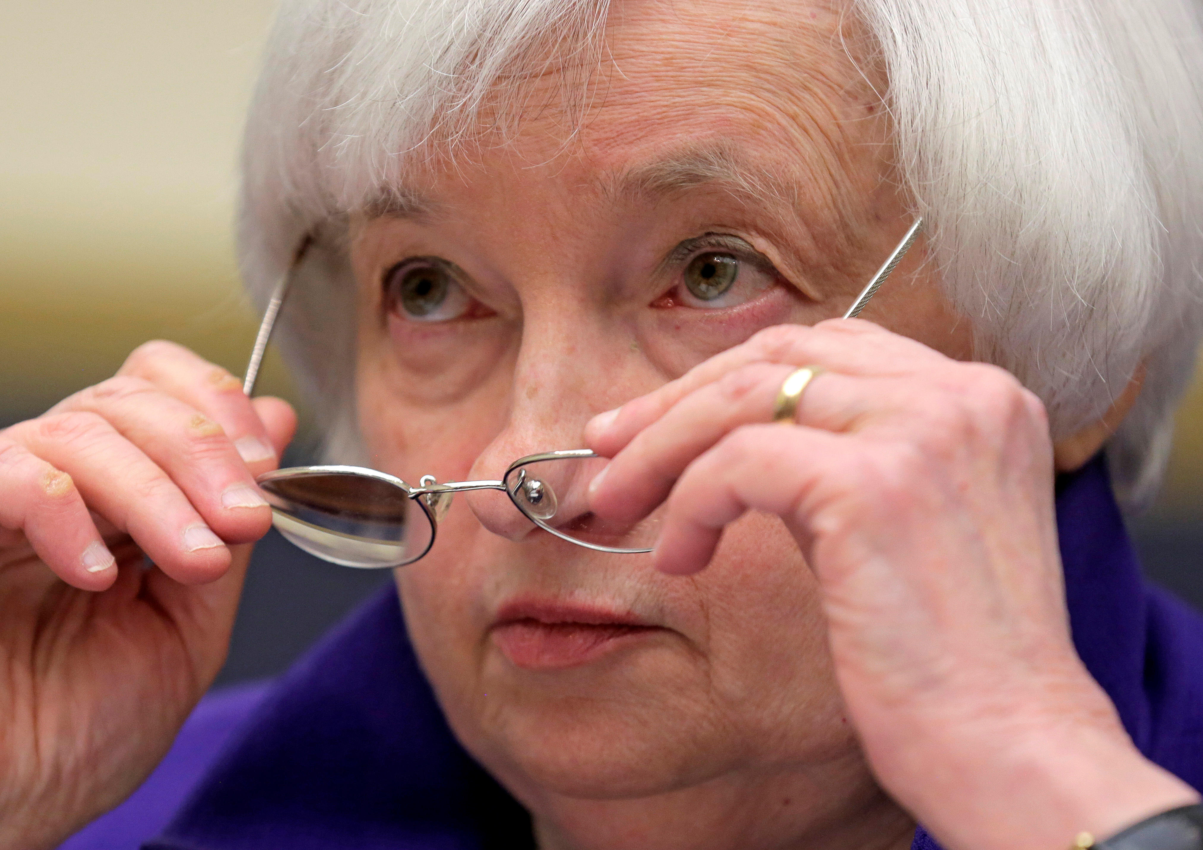 Image result for Fed's Yellen says Dodd-Frank regs help -- not hurt -- economy