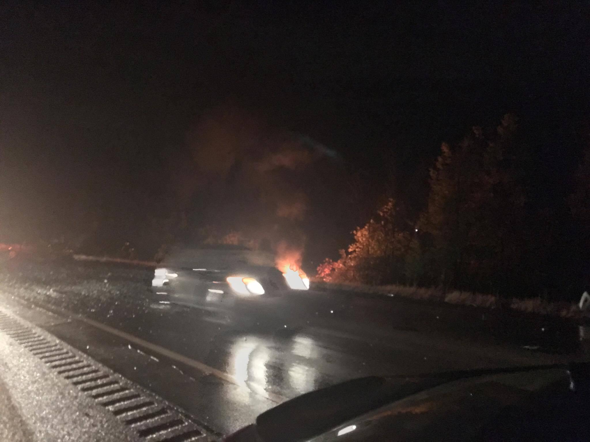 Five killed by wrong-way driver on Interstate 89 in