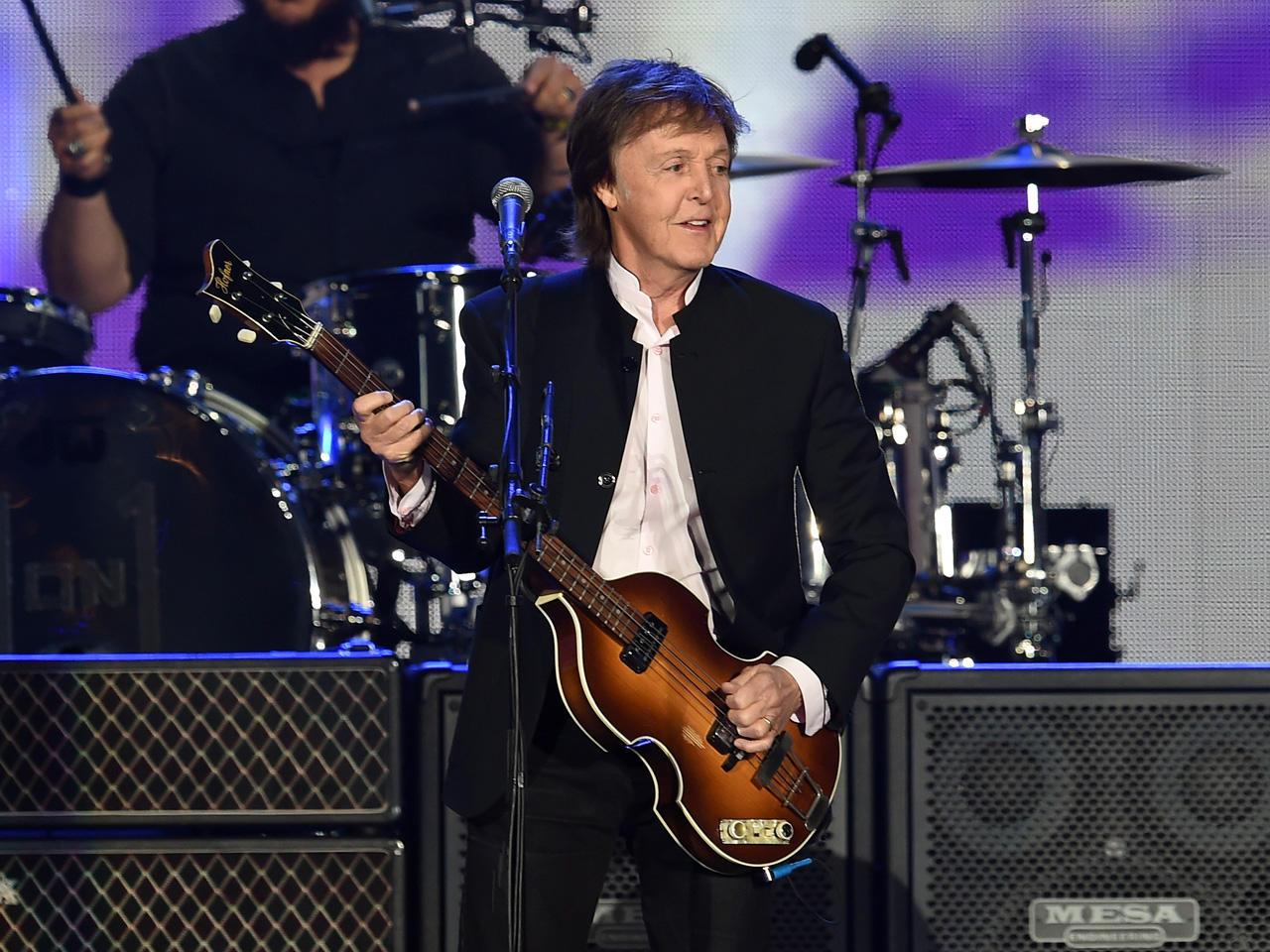 Paul McCartney, Metallica to headline Austin City Limits - CBS News