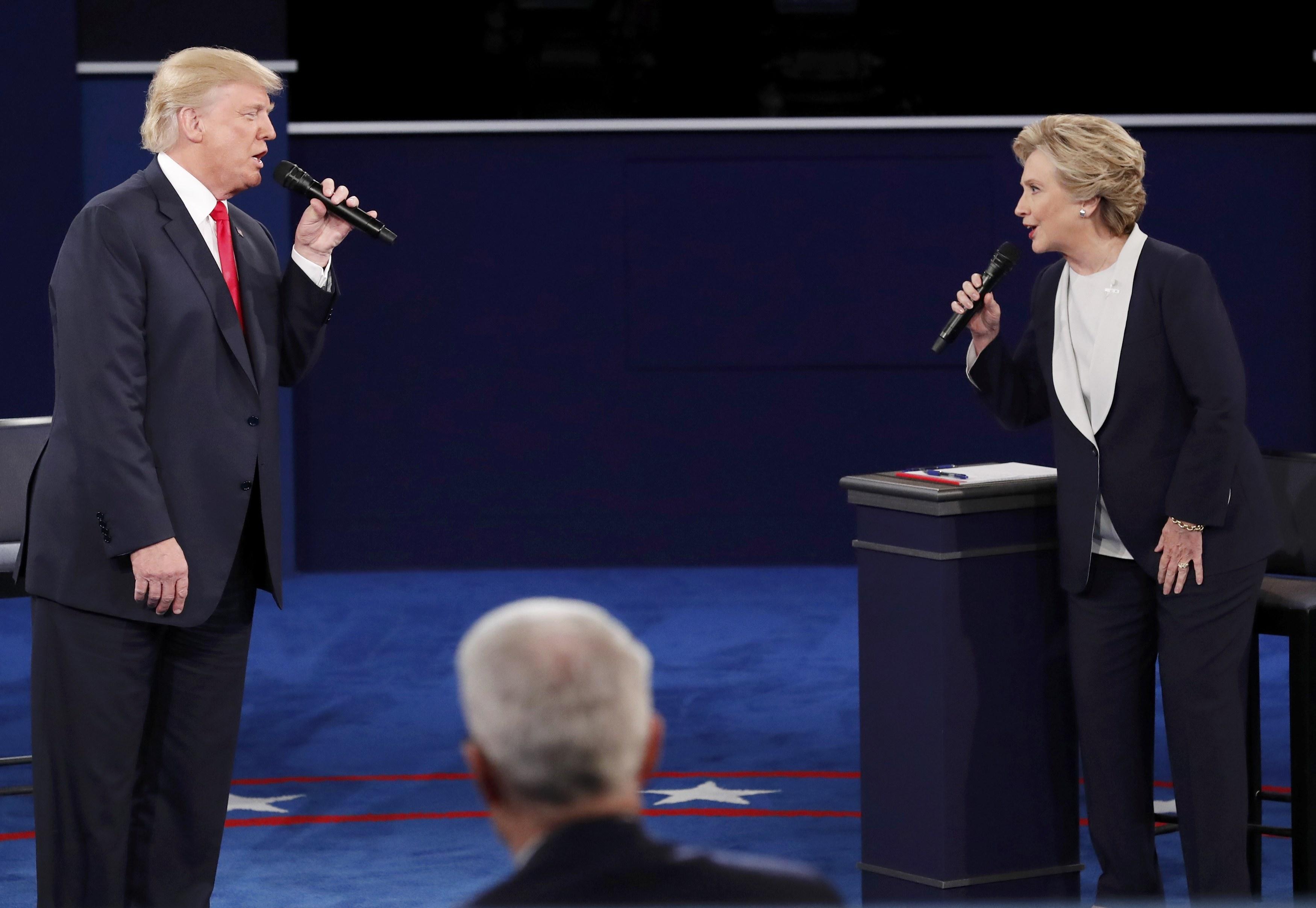 presidential debate - photo #3