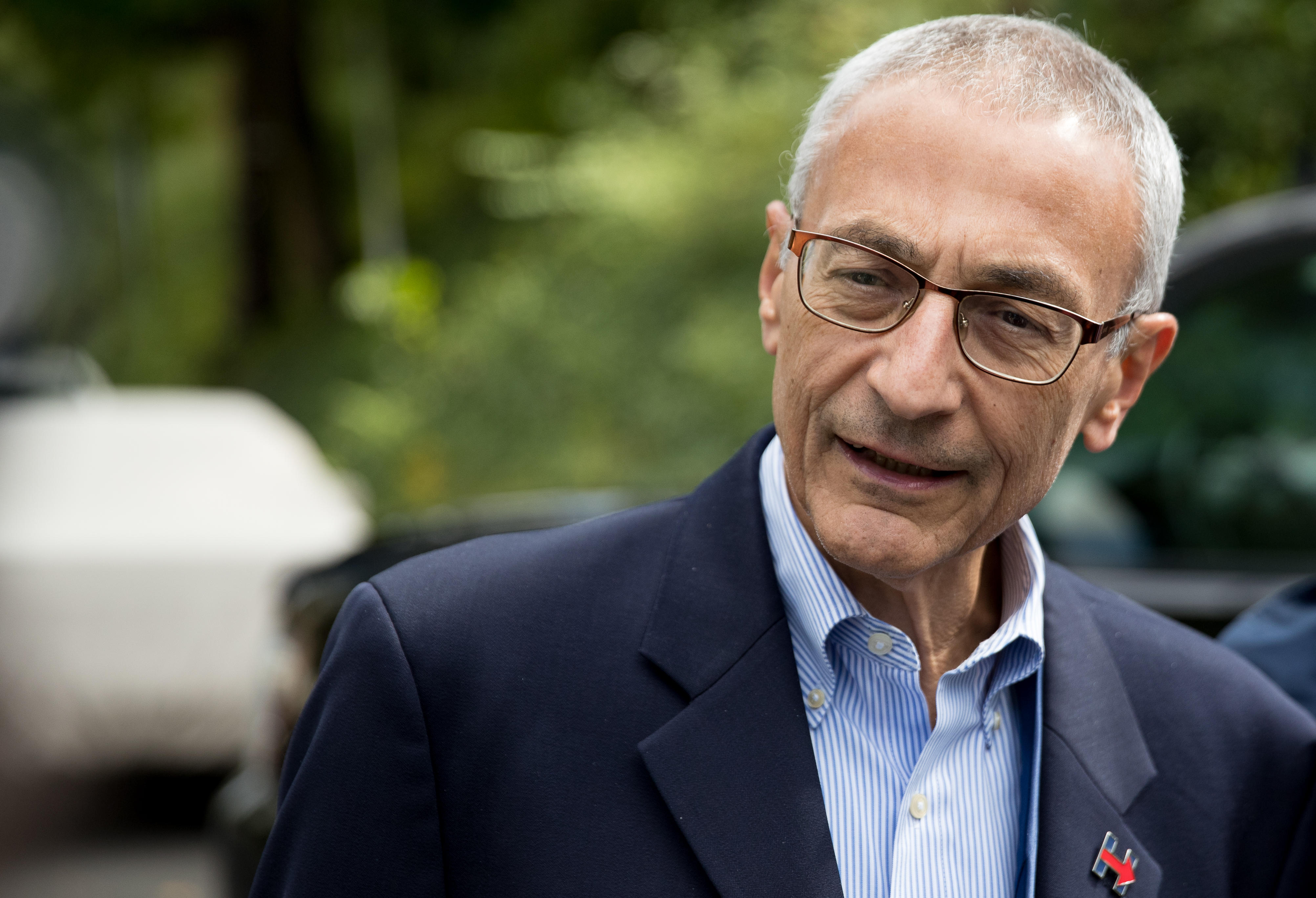 The John Podesta emails released by WikiLeaks - CBS News