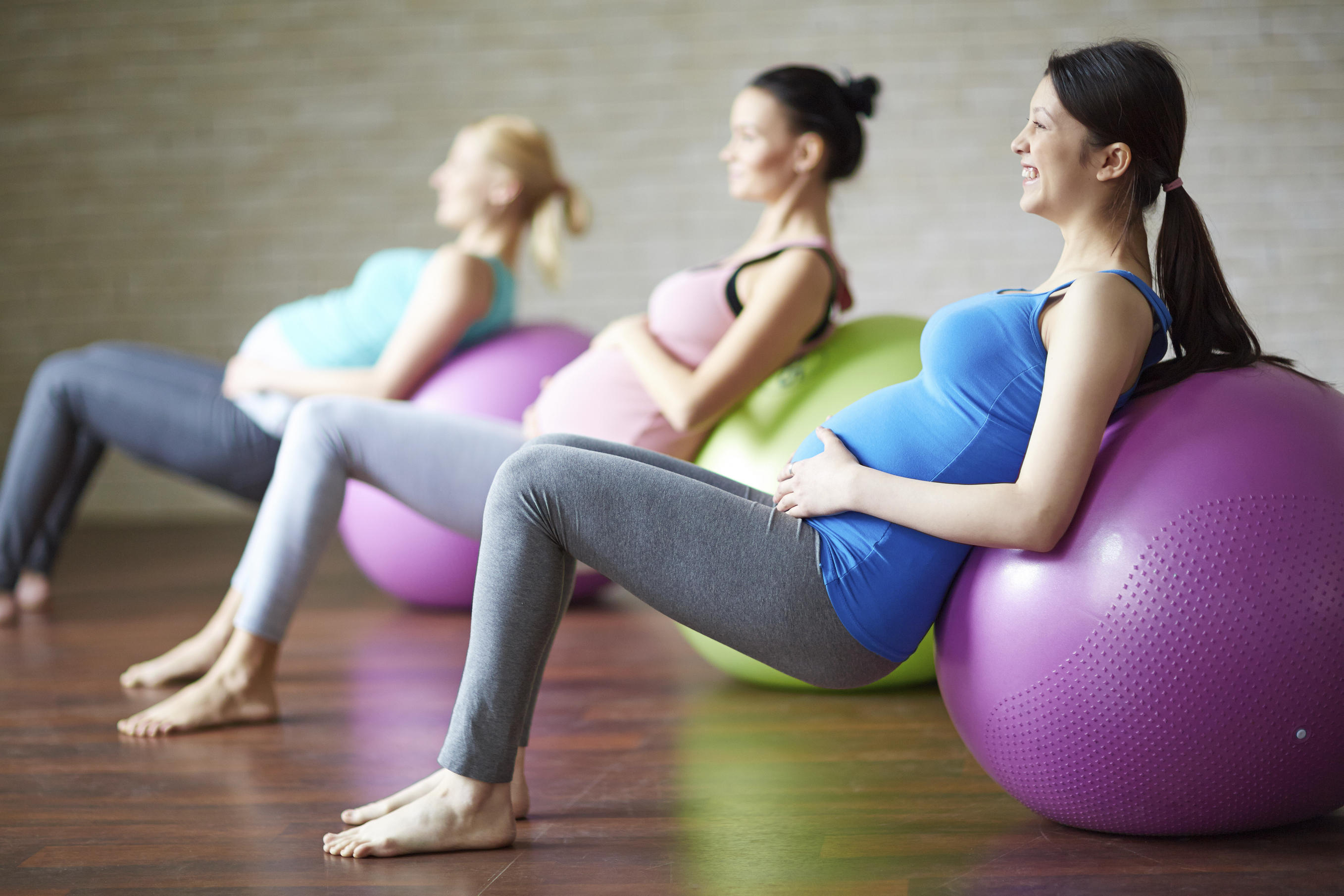 How safe is intense exercise during pregnancy?