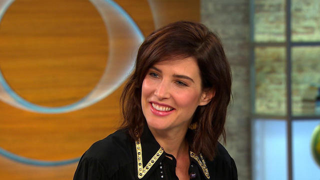 Actress Cobie Smulders On New Movie Quot Jack Reacher Never Go Back Quot And Working With Tom Cruise
