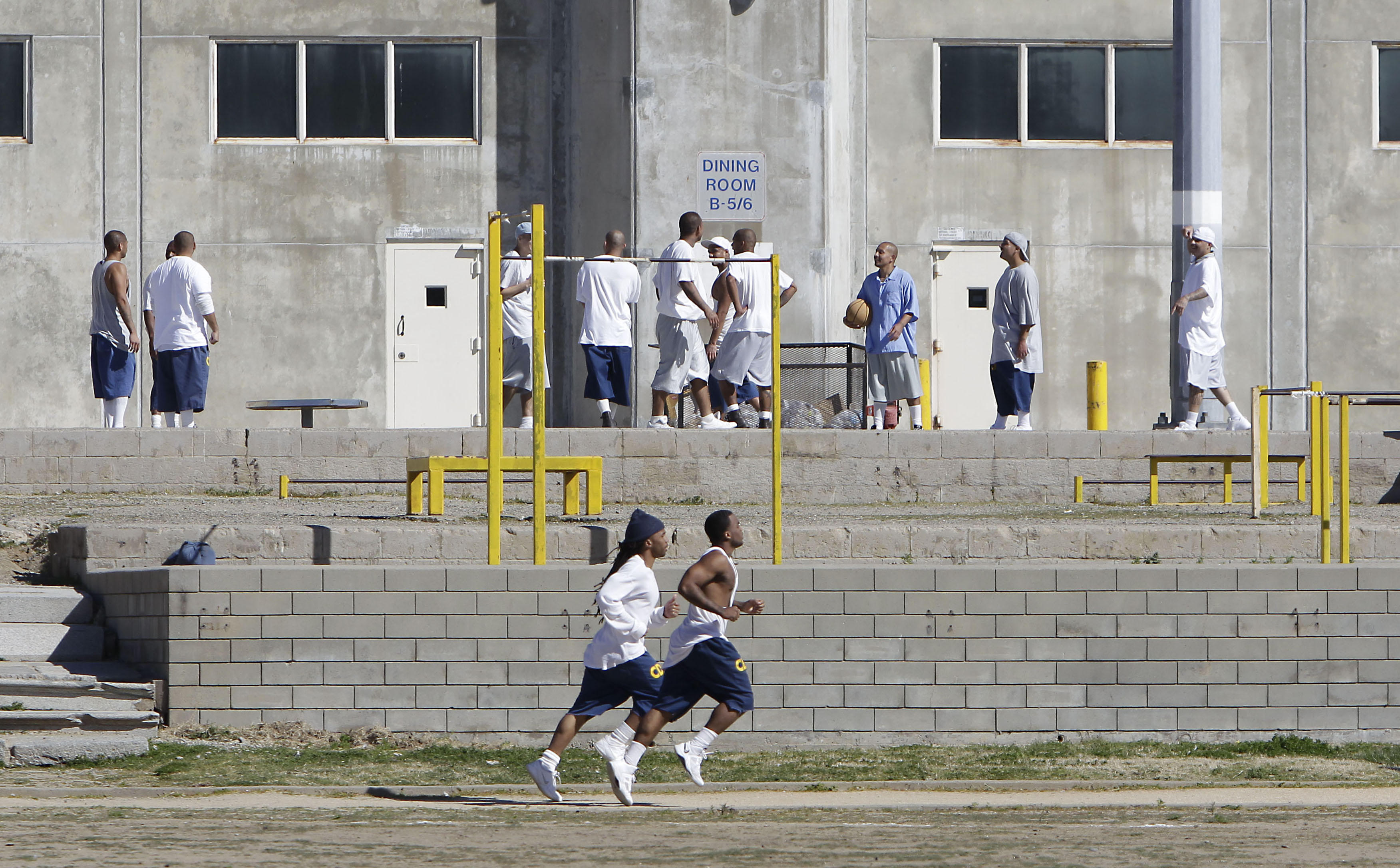 Calif  prison employees saw inmates as