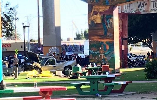 Coronado Bridge accident: 4 dead, 9 injured, Navy sailor