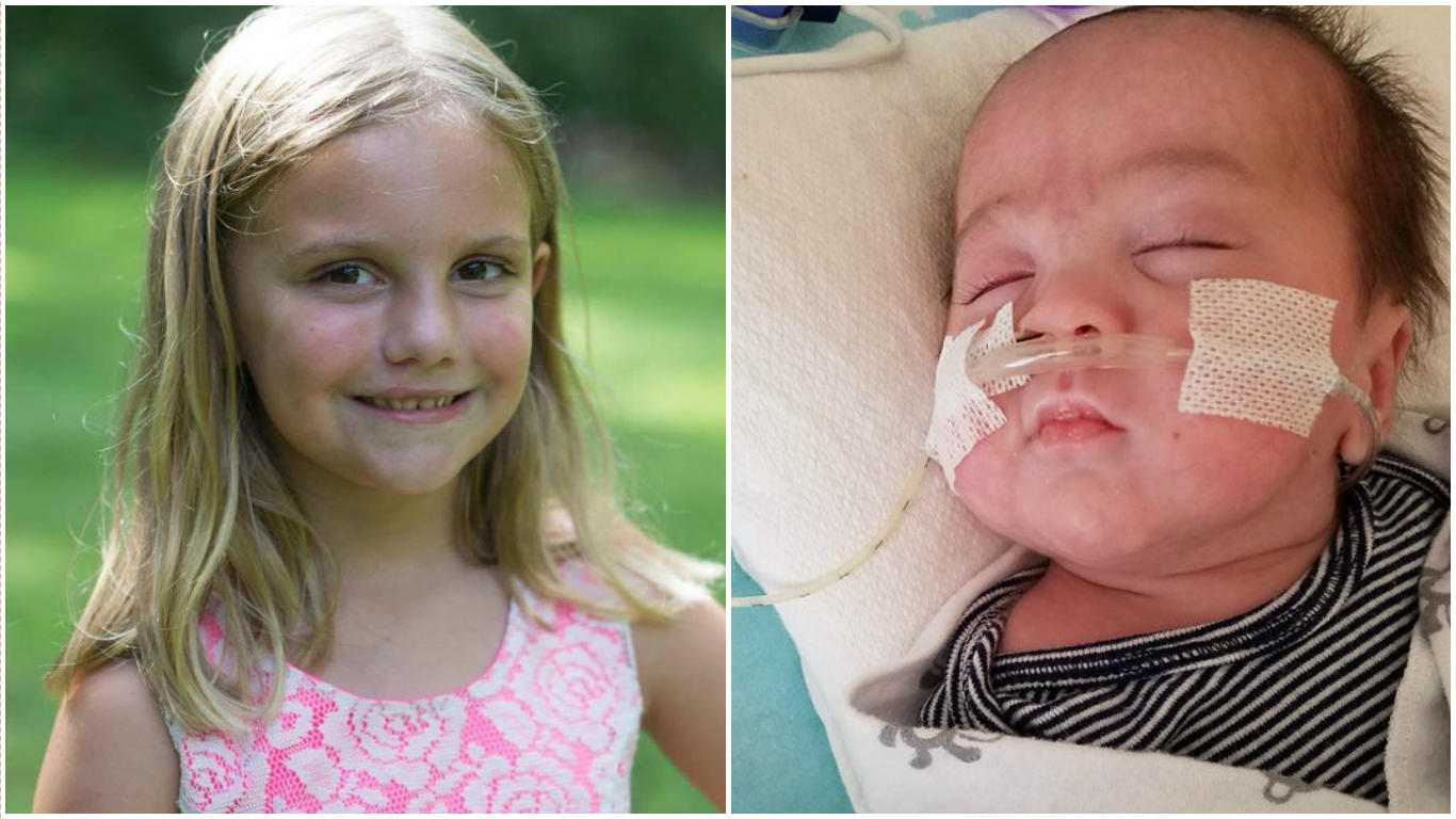Instead Of Birthday Presents 7 Year Old Asks For Donations A Preemie Shes Never Met