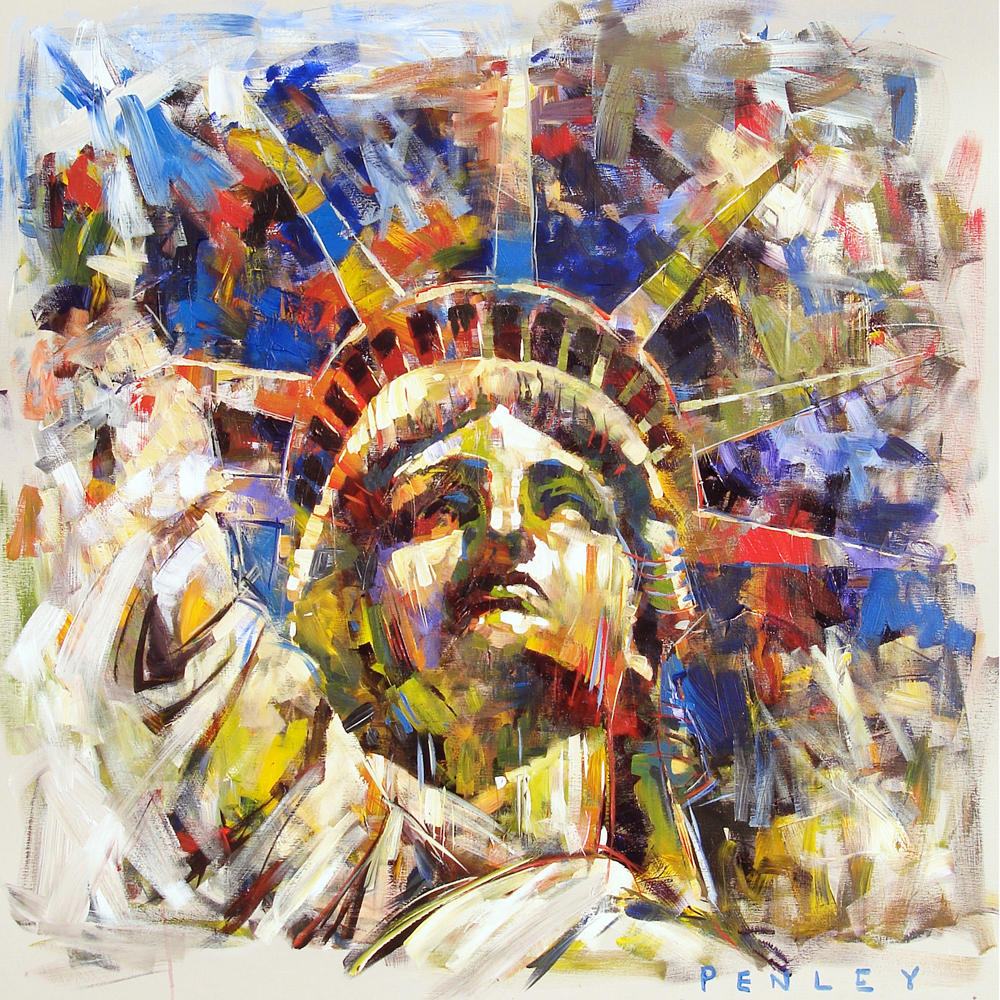 Image result for paintings by famous artists of liberty