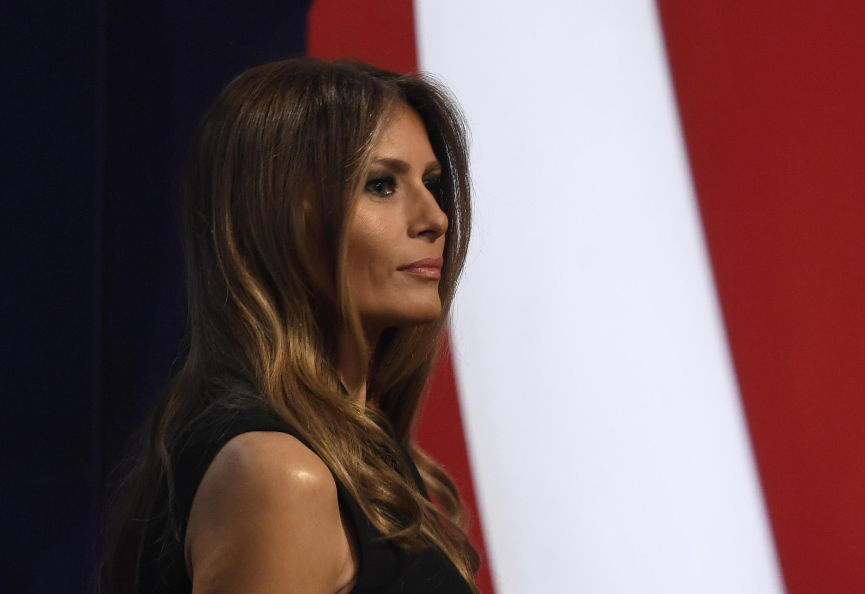 Fashion Designer Urges Industry To Refuse To Dress Melania Trump Cbs News