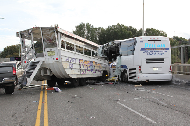 NTSB finds probable cause of deadly Seattle duck boat crash