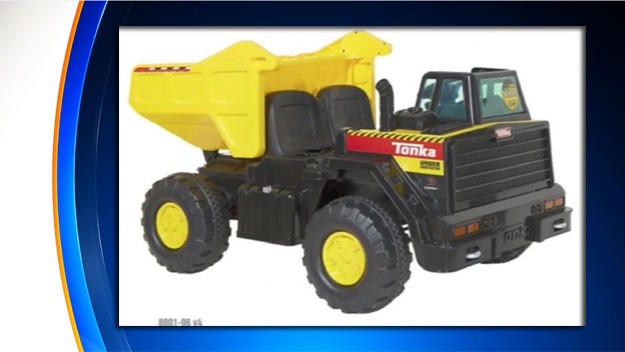 Toys R Us Pulls Tonka Truck Model After Shocking Fire In