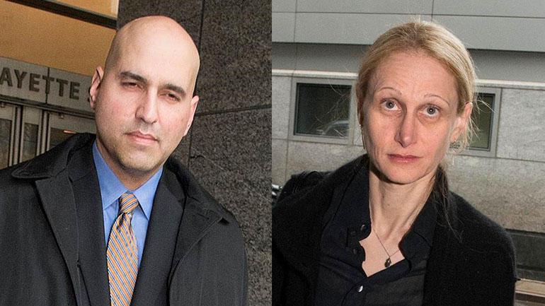 Dr. Michael Weiss and Dr. Pamela Buchbinder