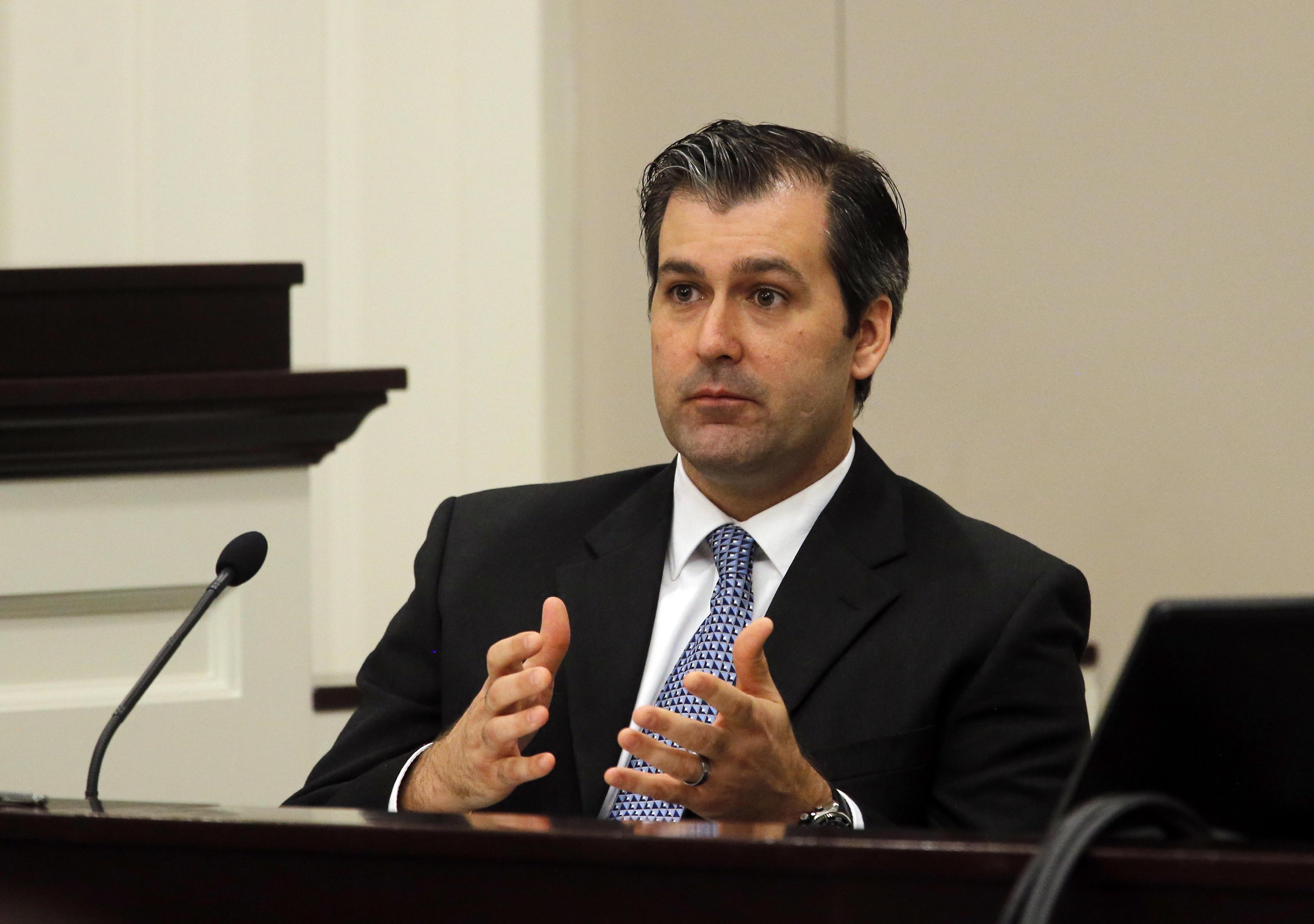 michael slager trial jury foreman dorsey montgomery says 5 jurors