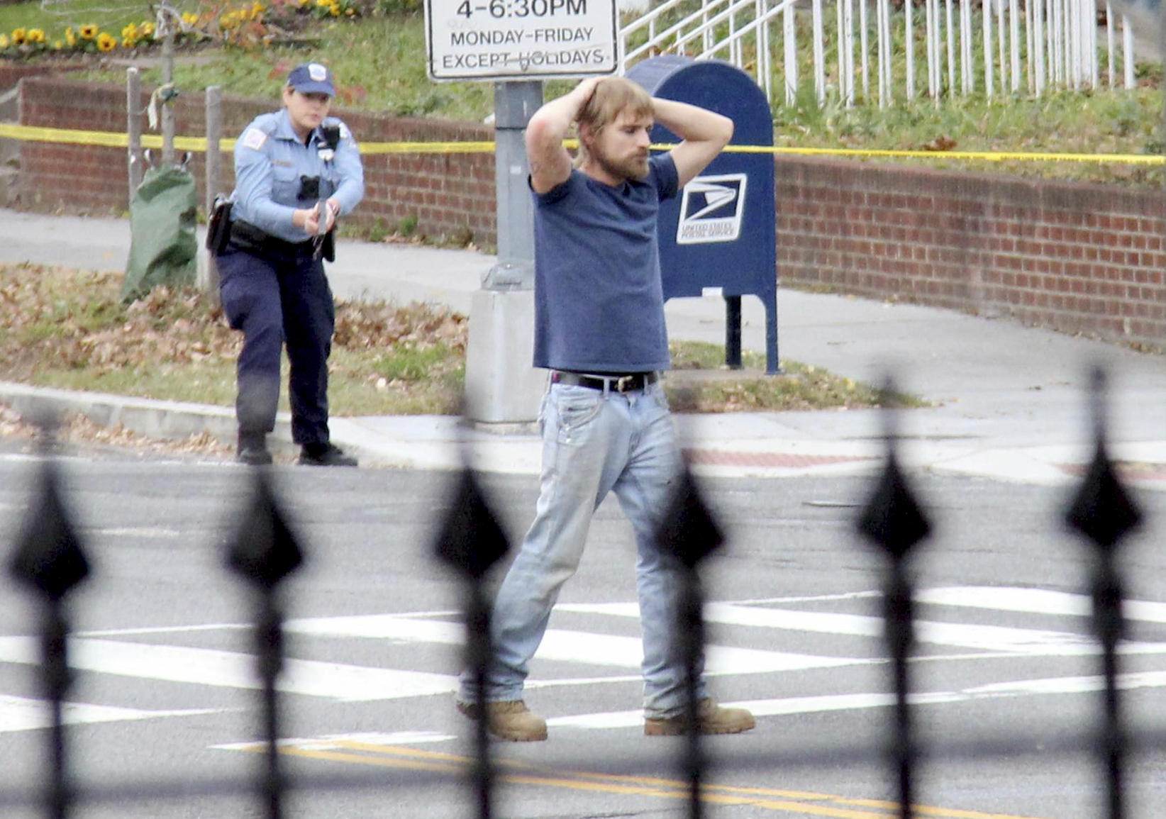 Pizzagate gunman recorded video for daughters, said he's
