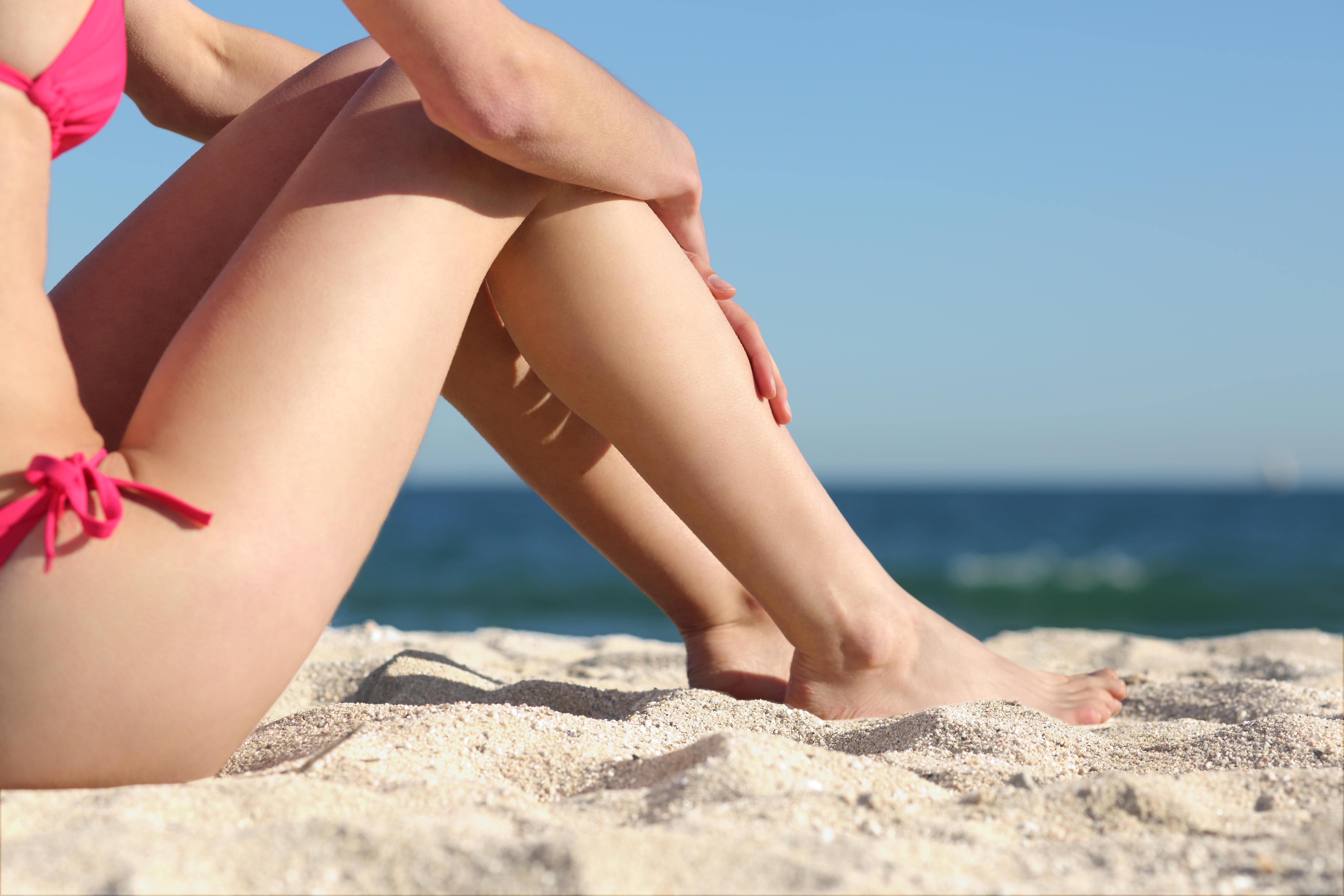 Art nude body public