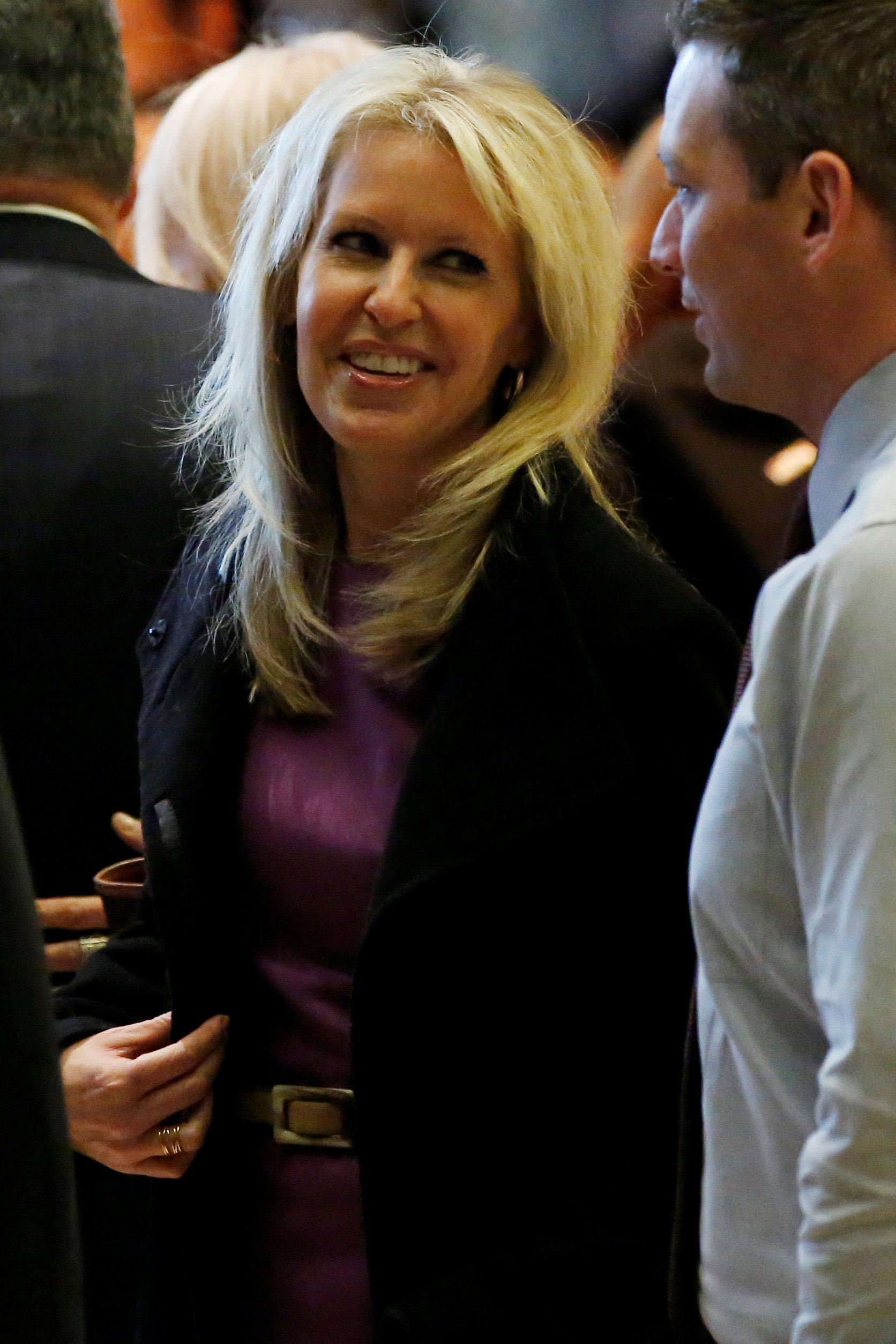 Monica Crowley tapped for national security team; cuts