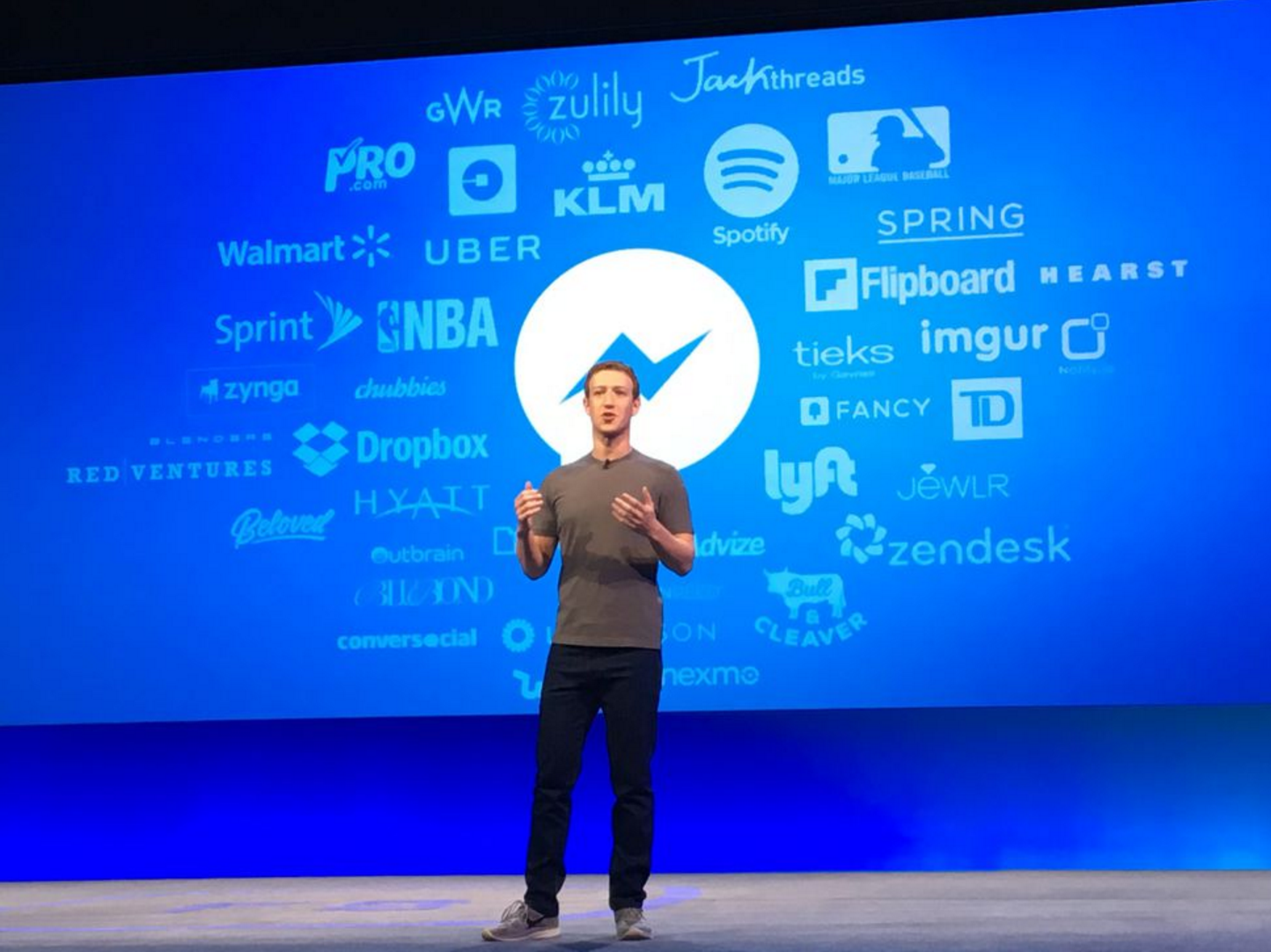 Facebook CEO Mark Zuckerberg shows off Jarvis, his smart home AI