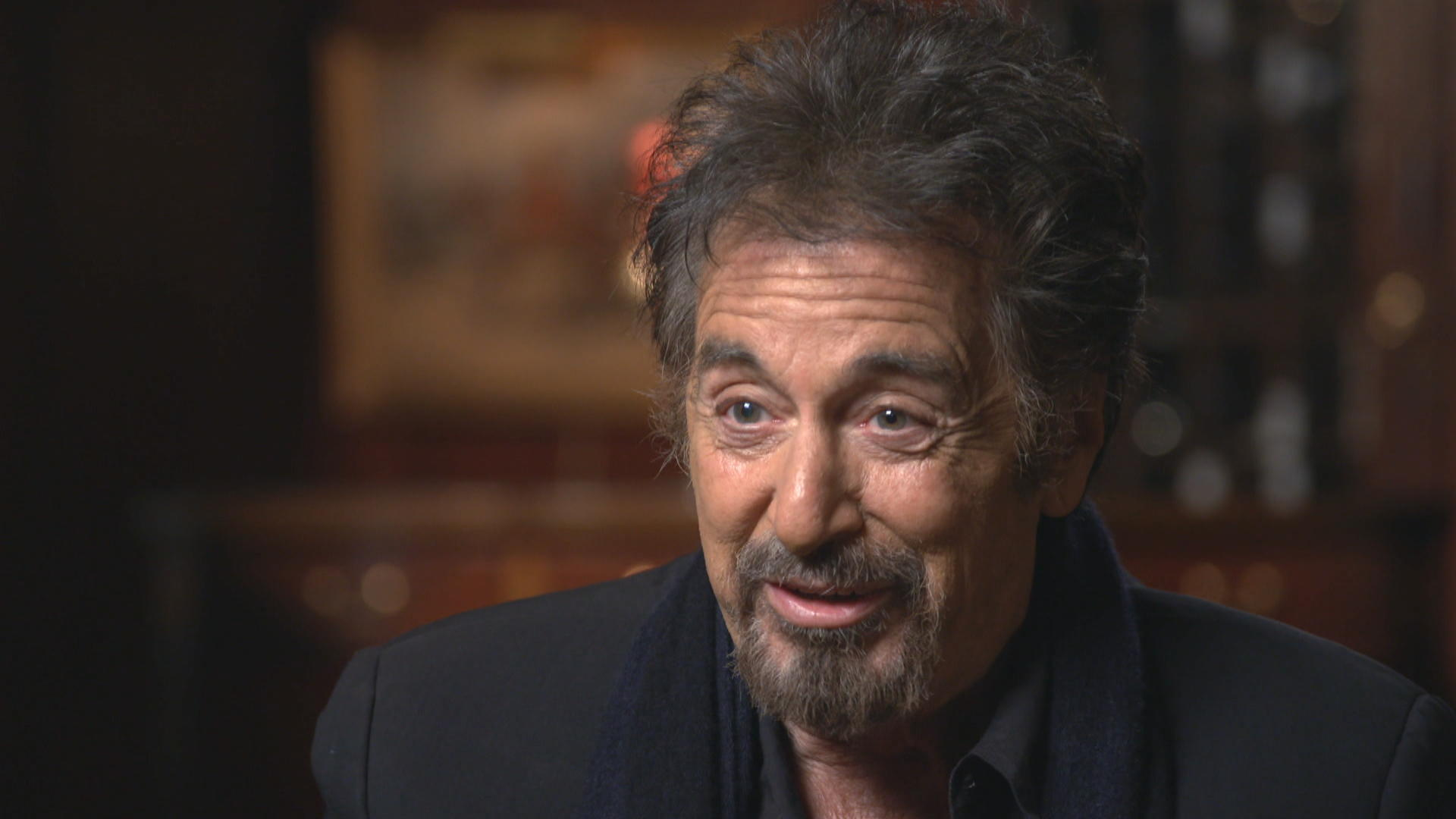 Al Pacino on surprise of being 2016 Kennedy Center honoree ...