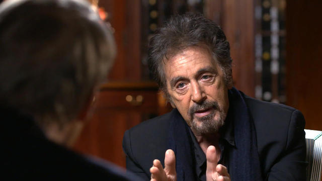 Al pacino on surprise of being 2016 kennedy center honoree acting al pacino on surprise of being 2016 kennedy center honoree acting career cbs news m4hsunfo