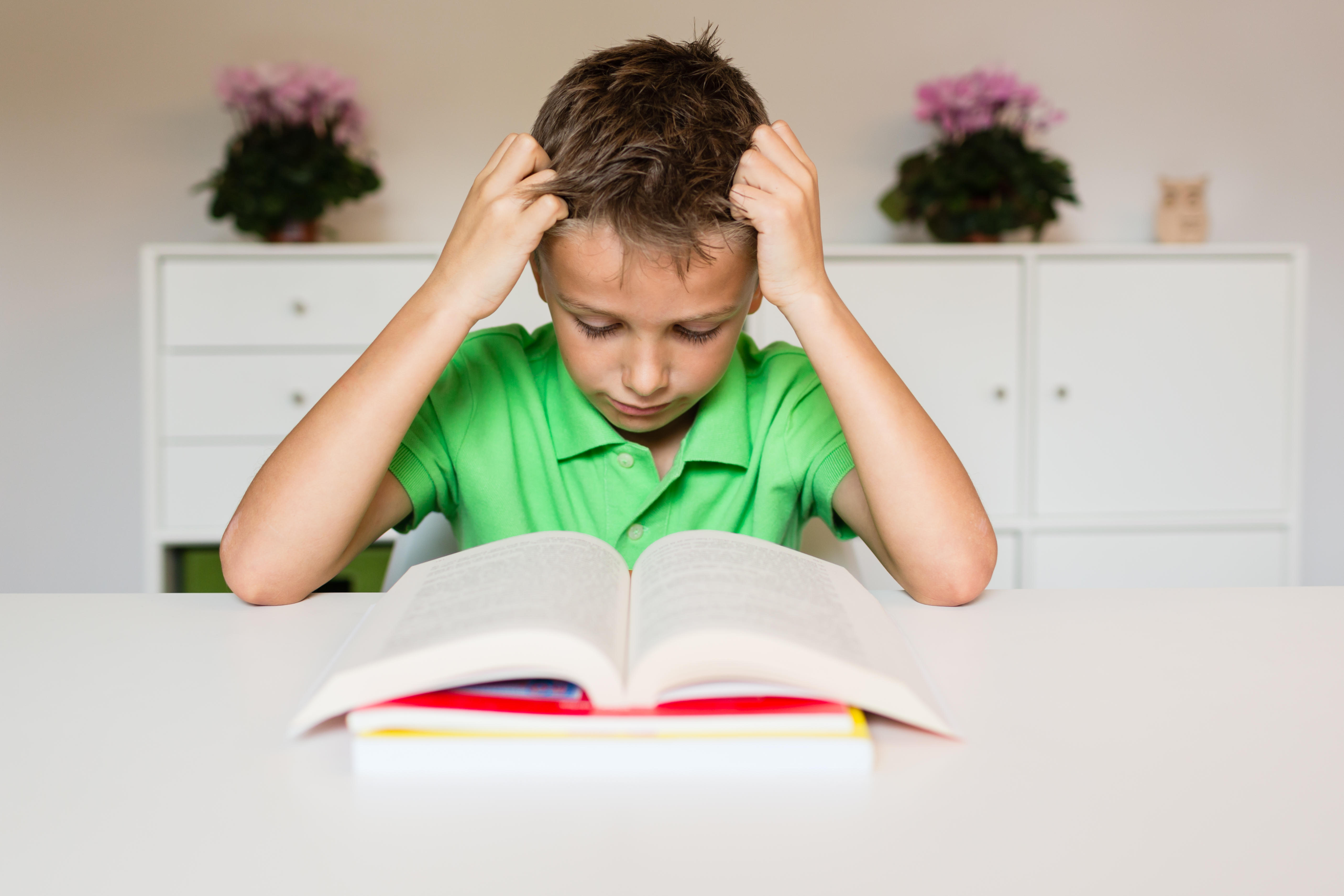 People with dyslexia have other brain differences too, study ...