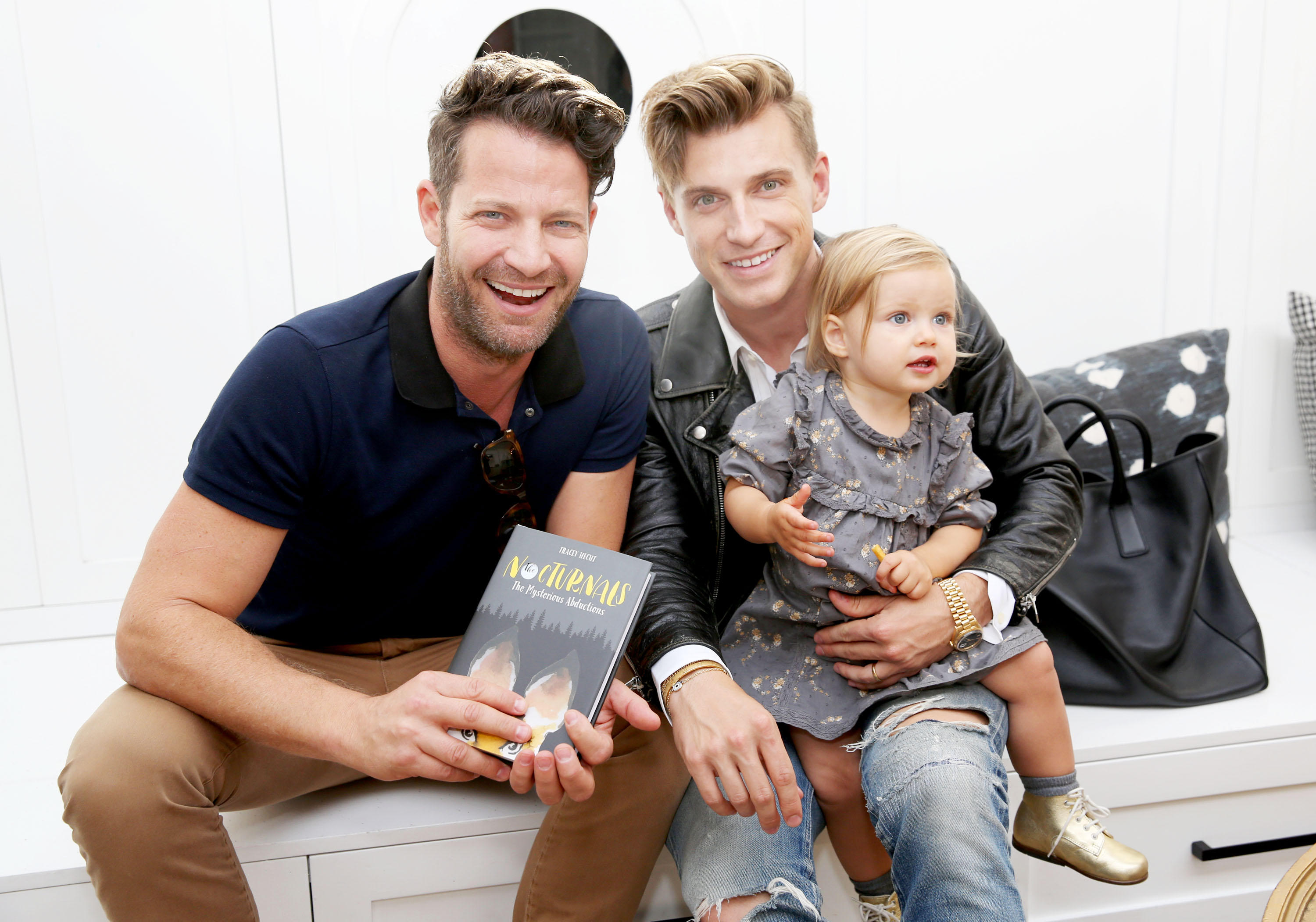 Nate Berkus Talks About Holiday Plans With Baby Poppy And