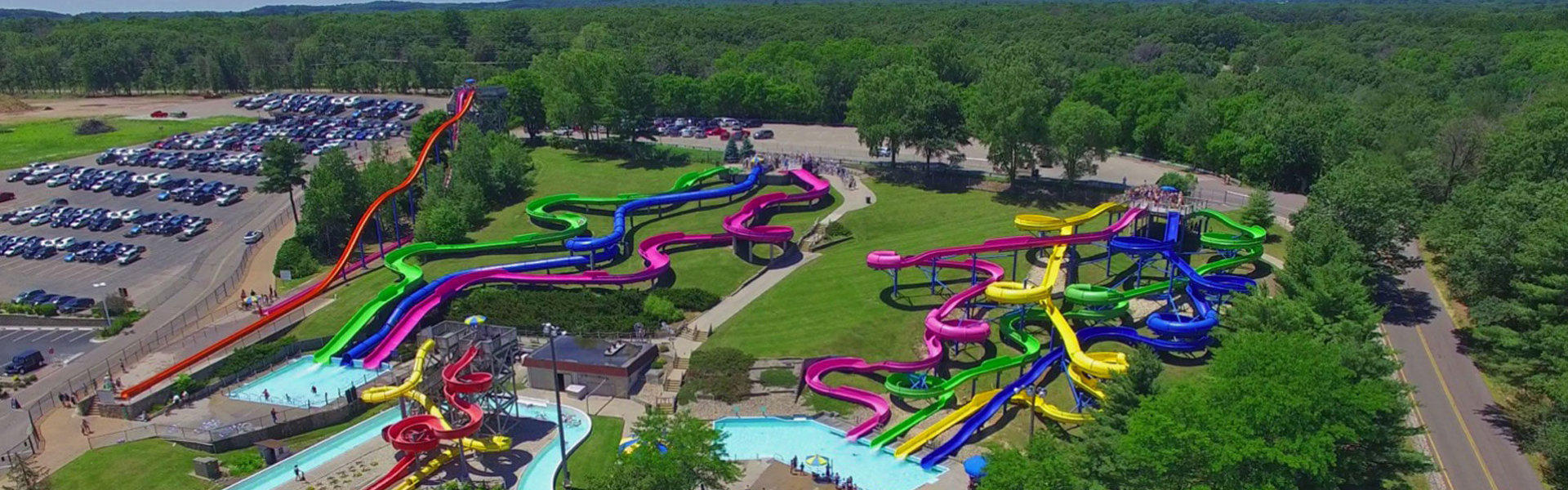 Top Theme Parks in Wisconsin Dells, WI