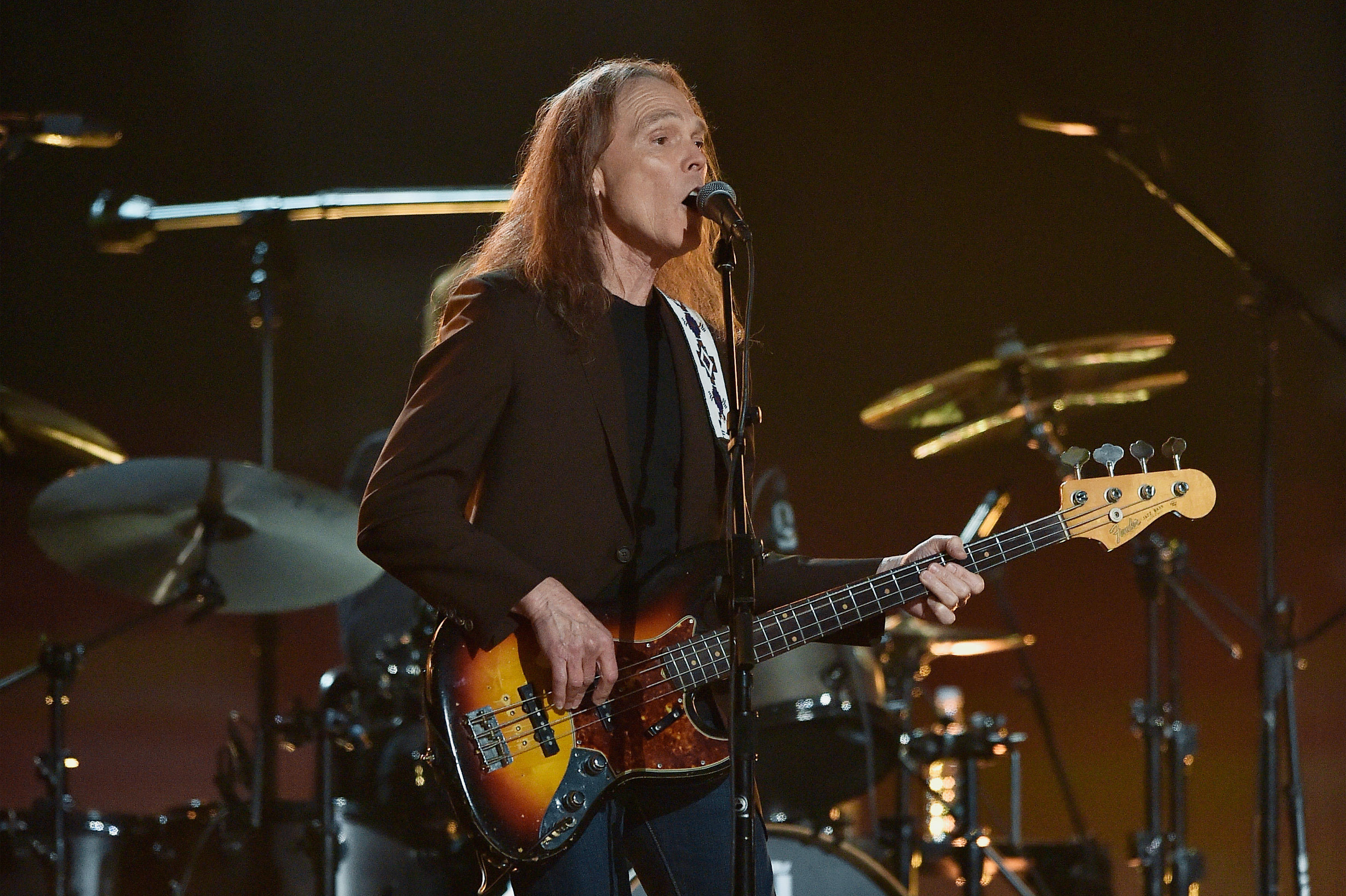 Timothy B  Schmit of the Eagles on Kennedy Center Honors, Glenn Frey