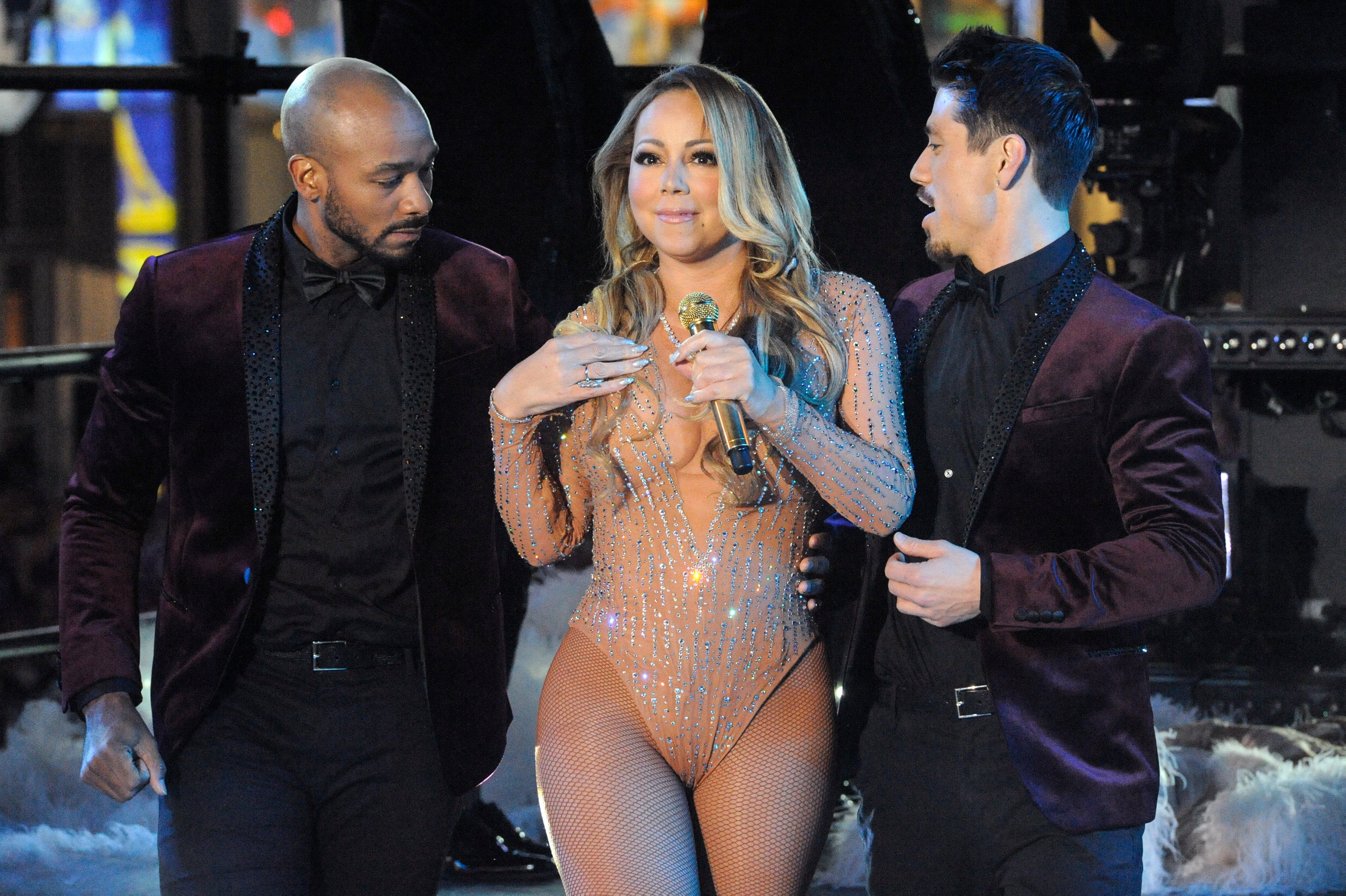 Mariah Carey 2020 New Years Eve Mariah Carey announces return to