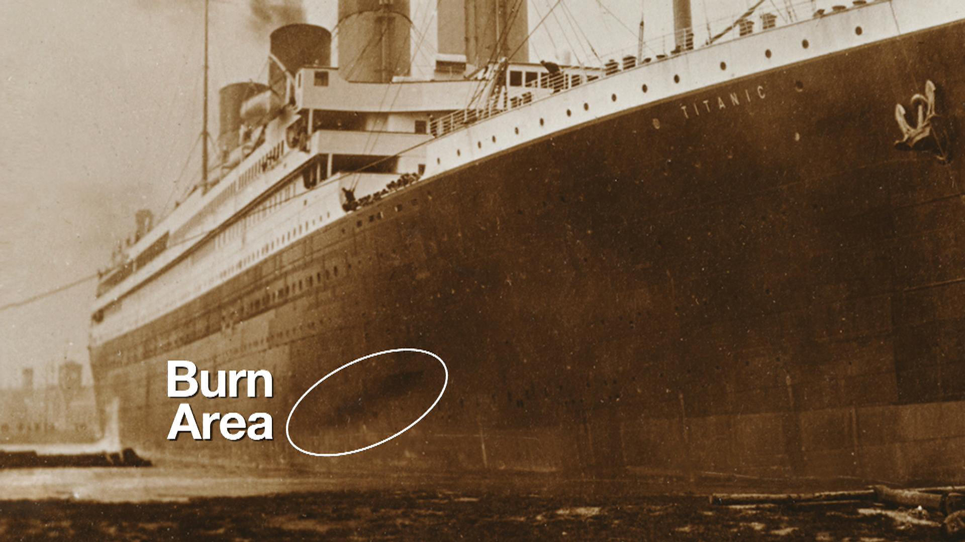 Documentary identifies second culprit in the sinking of