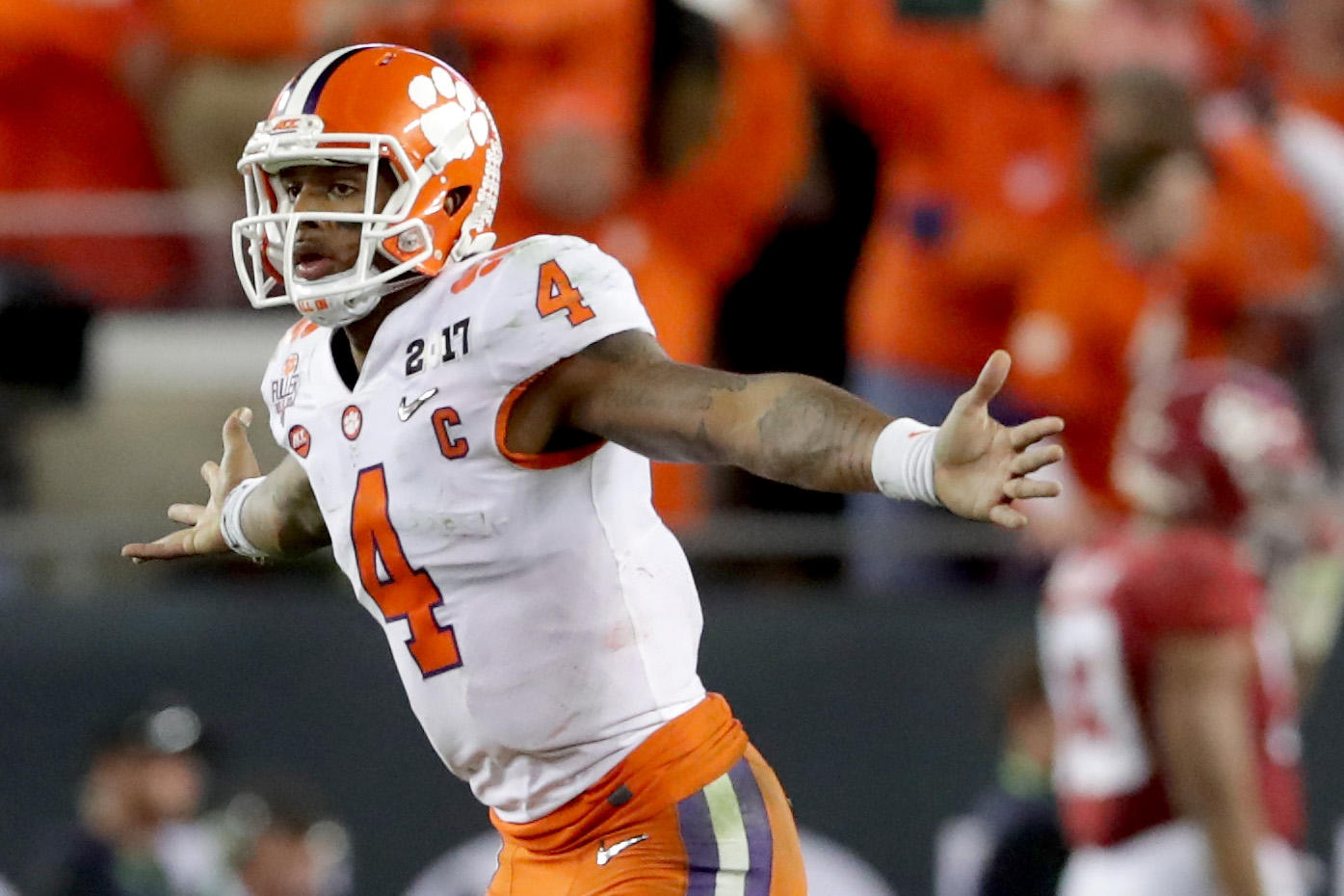 Deshaun Watson's championship dream came true with help from ...