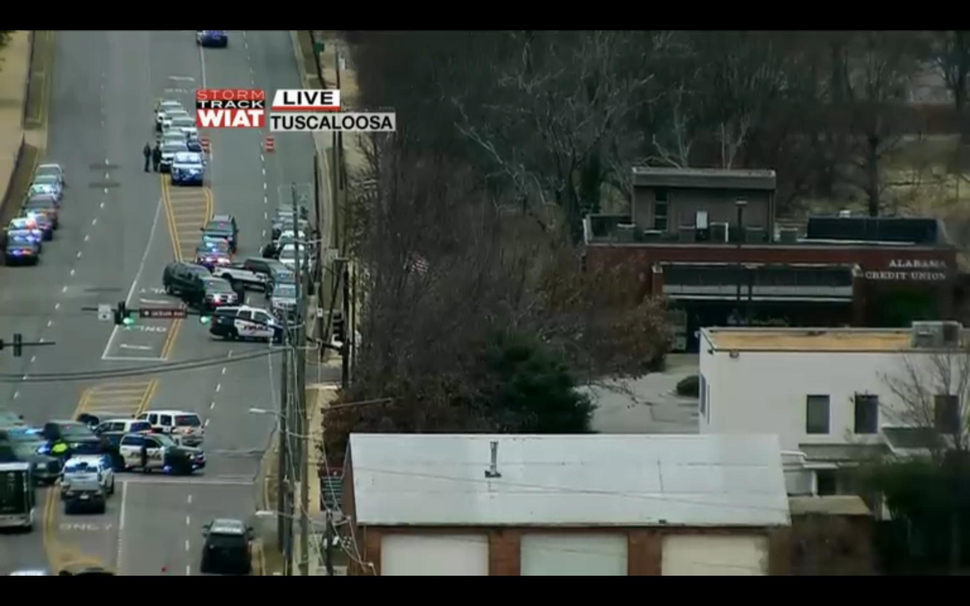 Update: Hostage situation in Tuscaloosa, Alabama ends with