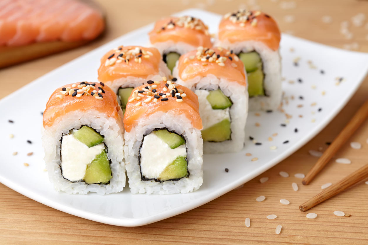 sushi lovers beware tapeworm now found in u s salmon
