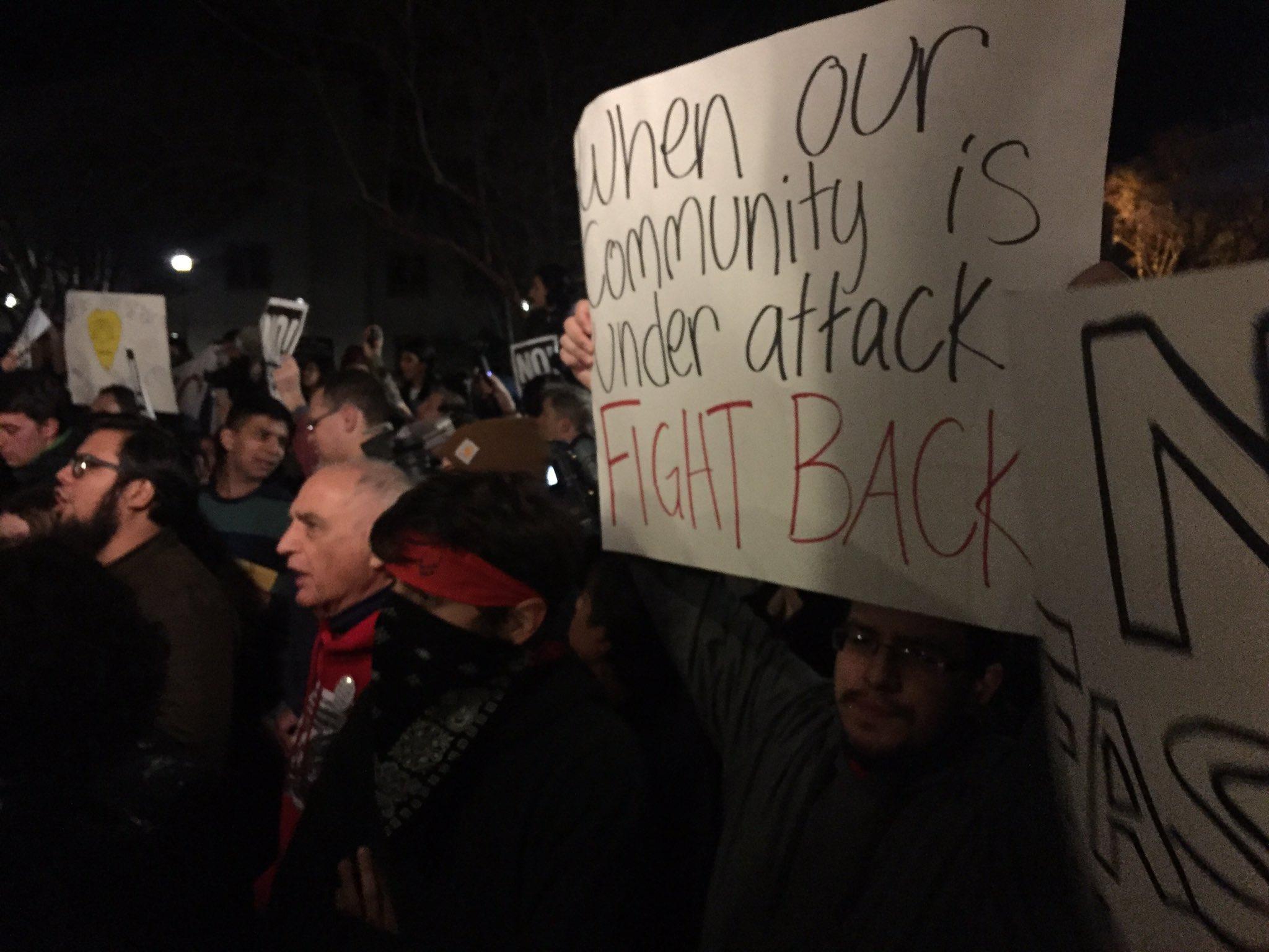 Nine Arrests Made at UC Berkeleys Ben Shapiro Event Amid