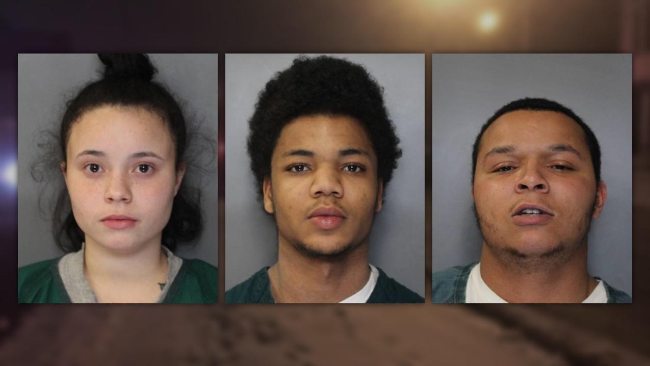 Sheahonni Davis, New York Teen, Lured Brothers To Fatal Robbery, Prosecutors Say - Cbs News-1226