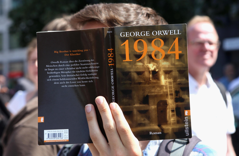Dystopian Books See Impressive Sales Boost Cbs News