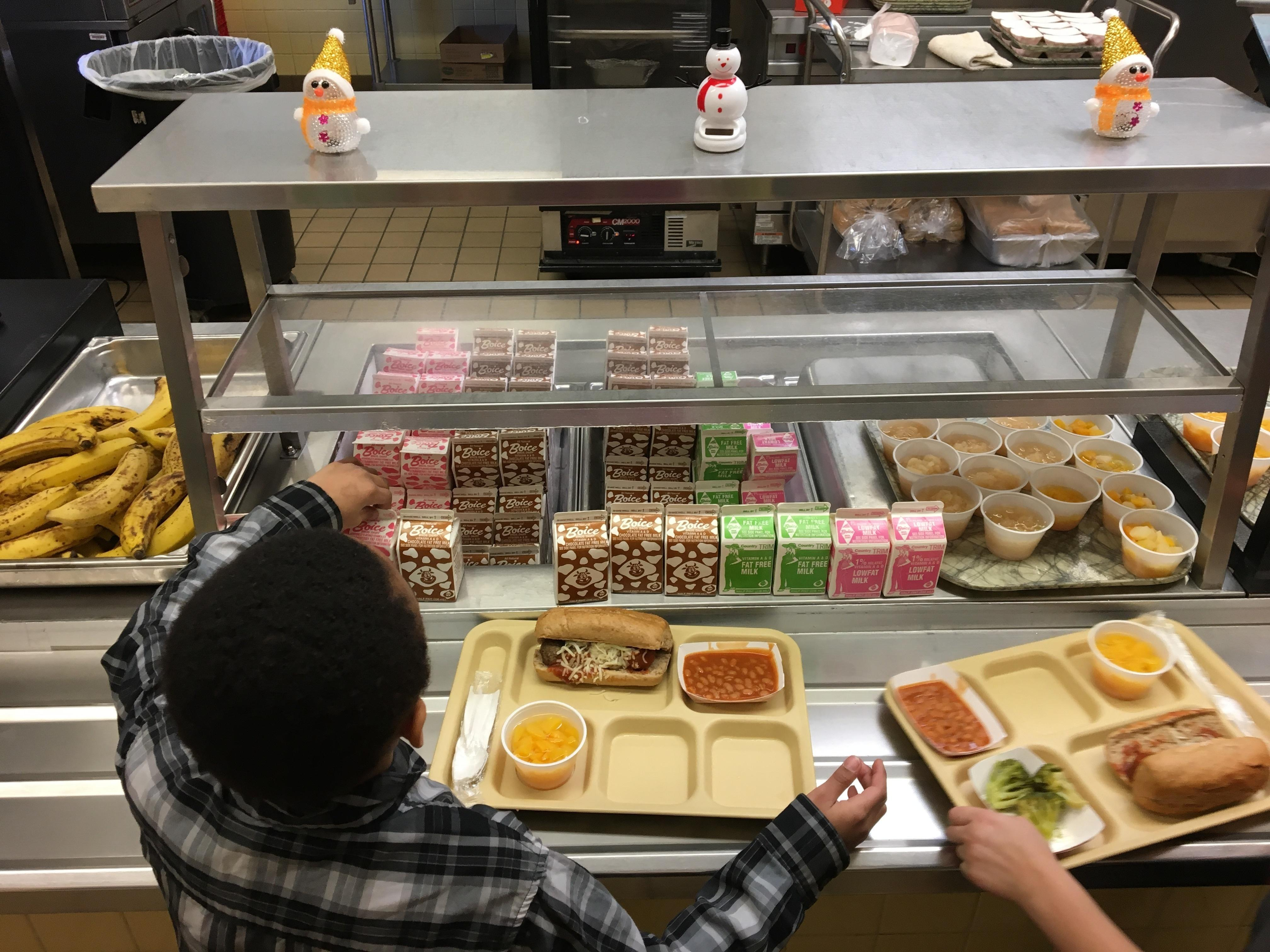 donors unite nationwide to pay off kids u0026 39  school lunch debt