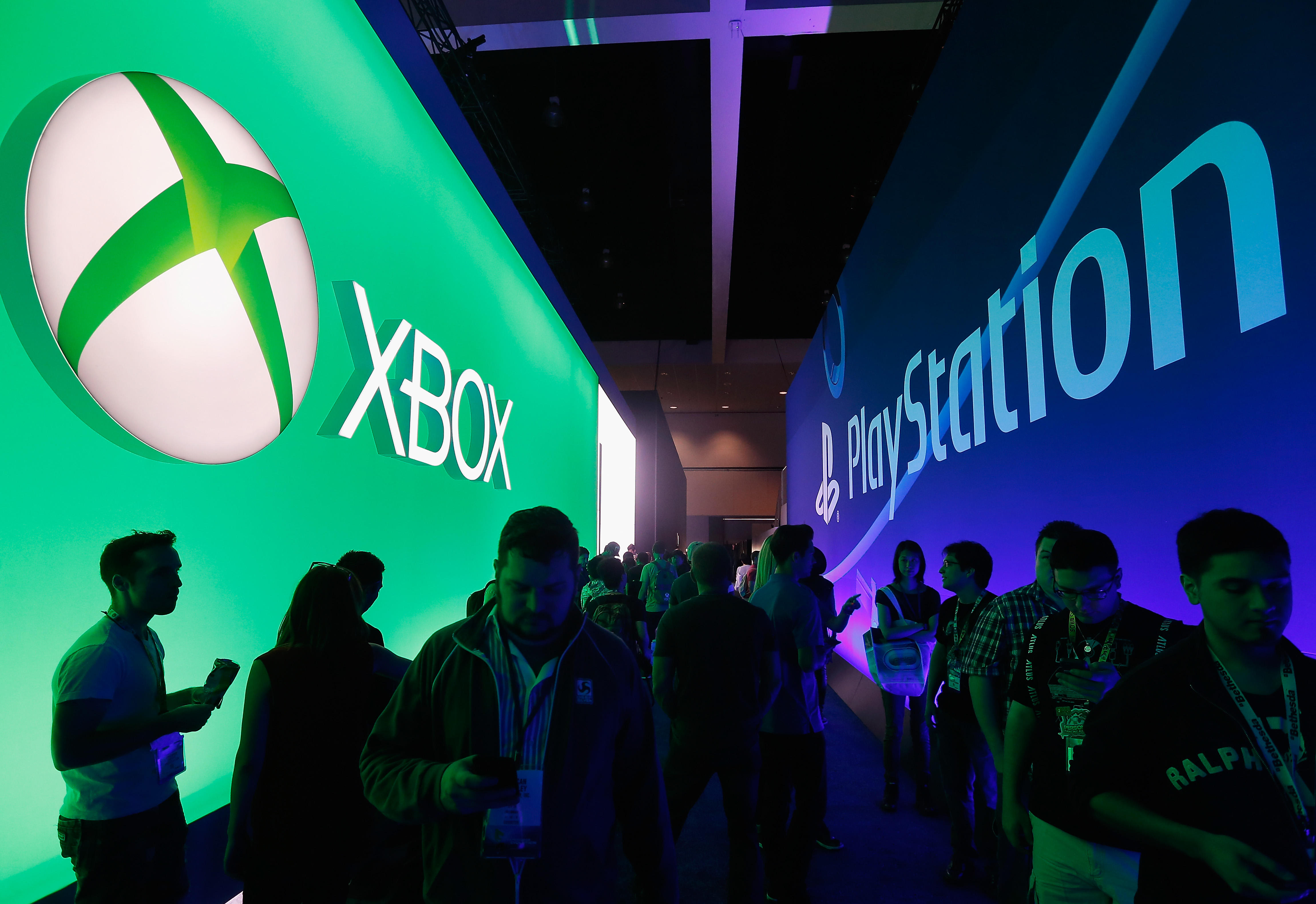 2 5 million Xbox and PlayStation gamers' details hacked
