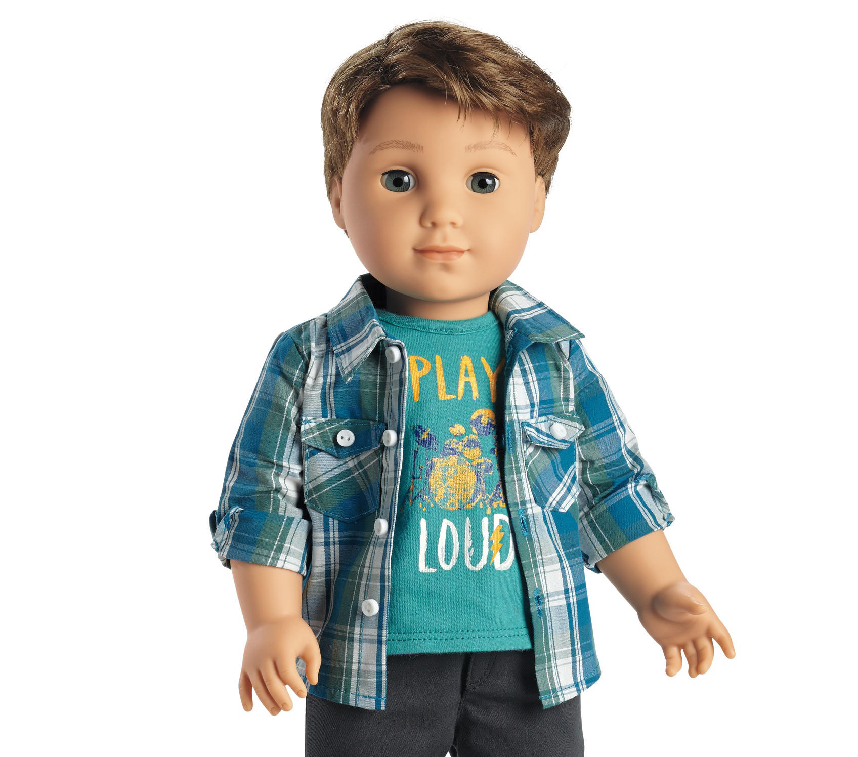 American Girl To Release Its First Boy Doll - Cbs News-2699