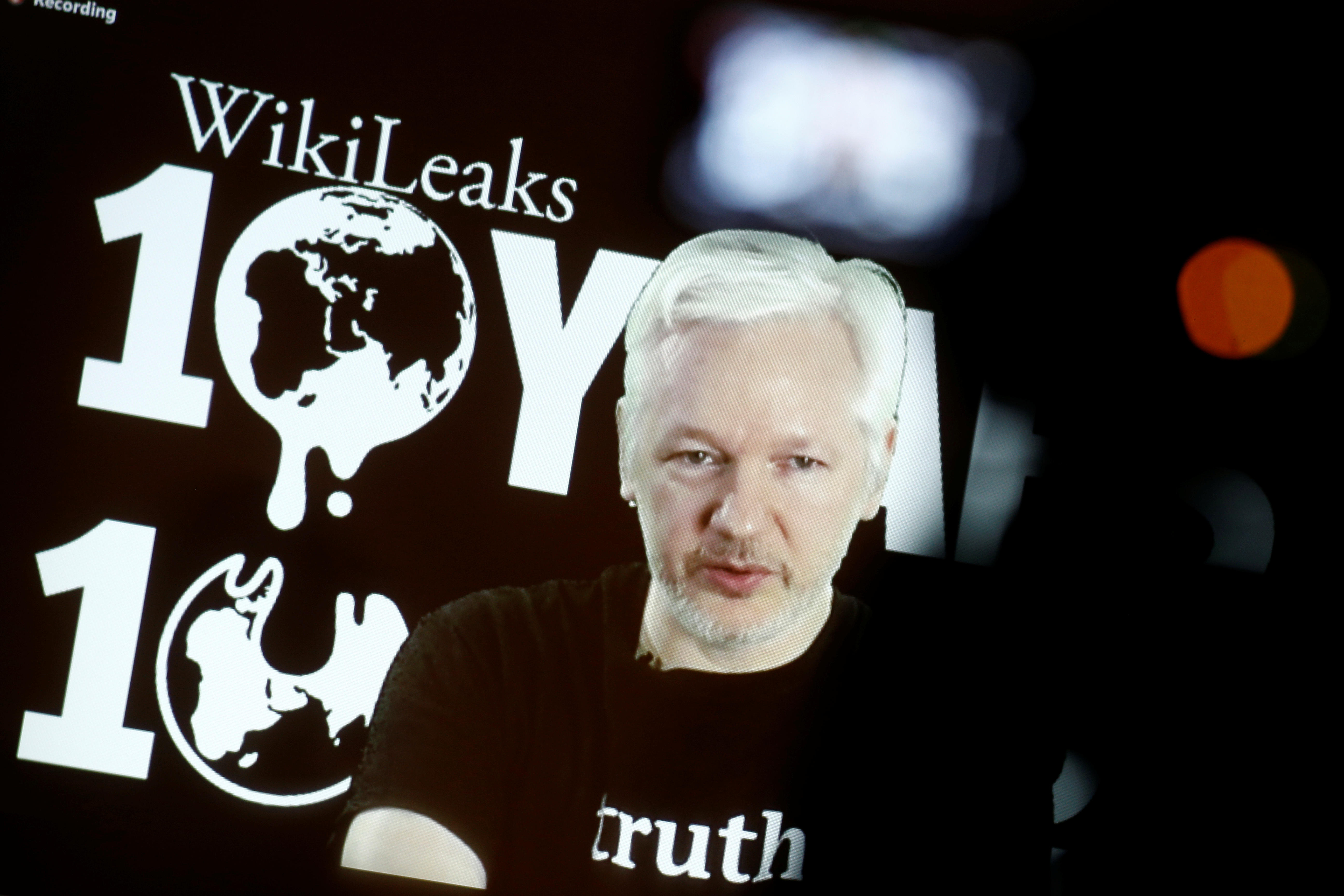 FBI opens investigation into CIA document theft and WikiLeaks