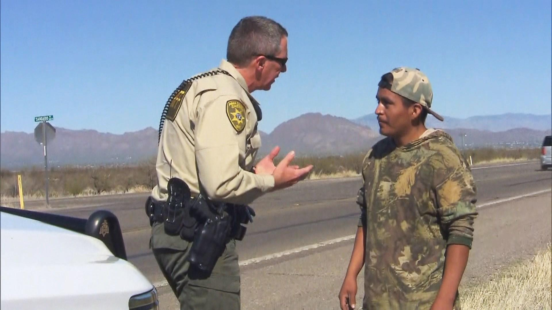 New immigration guidelines' impact on local law enforcement