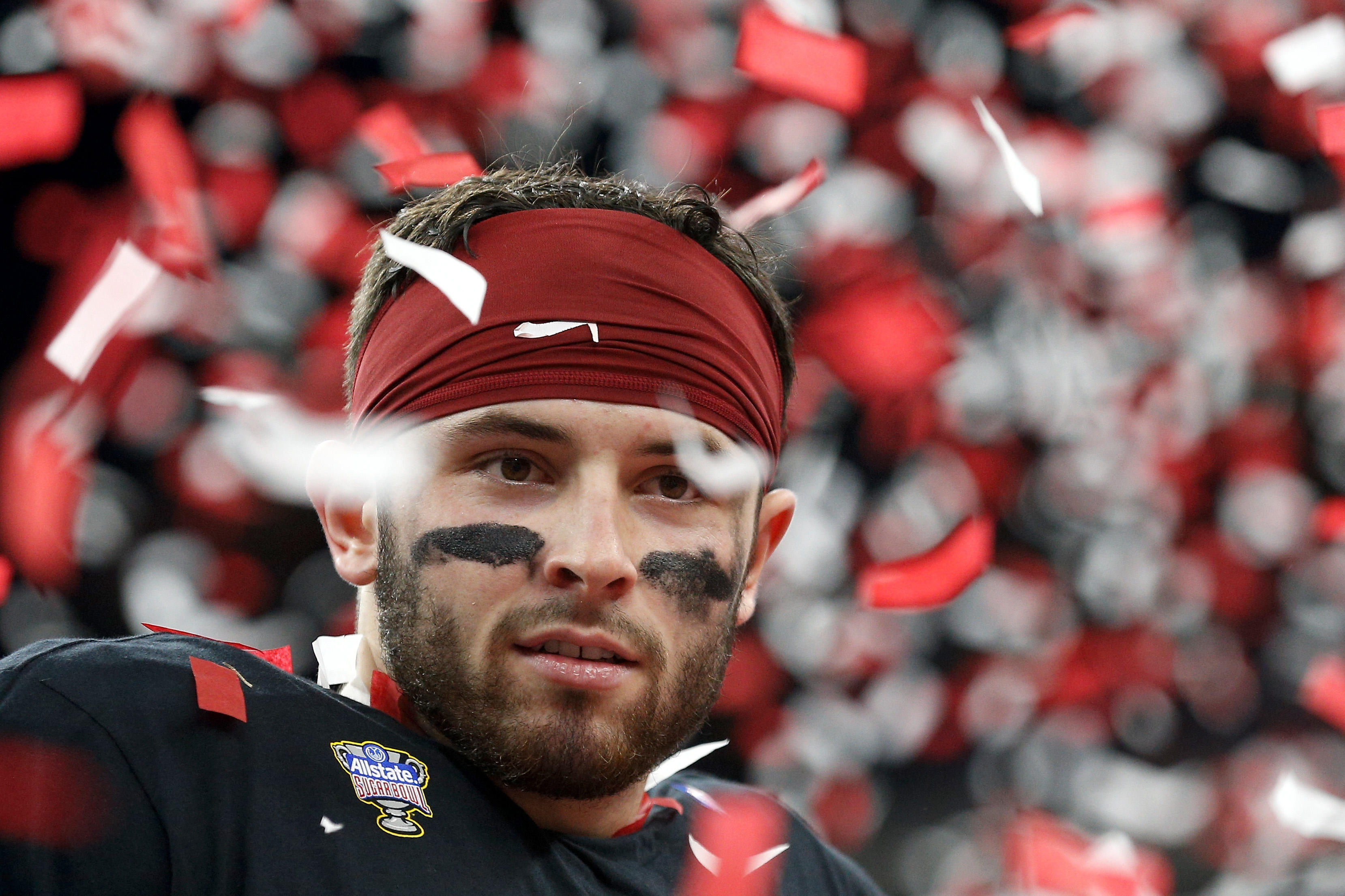 316b722a7 Baker Mayfield arrested for public intoxication